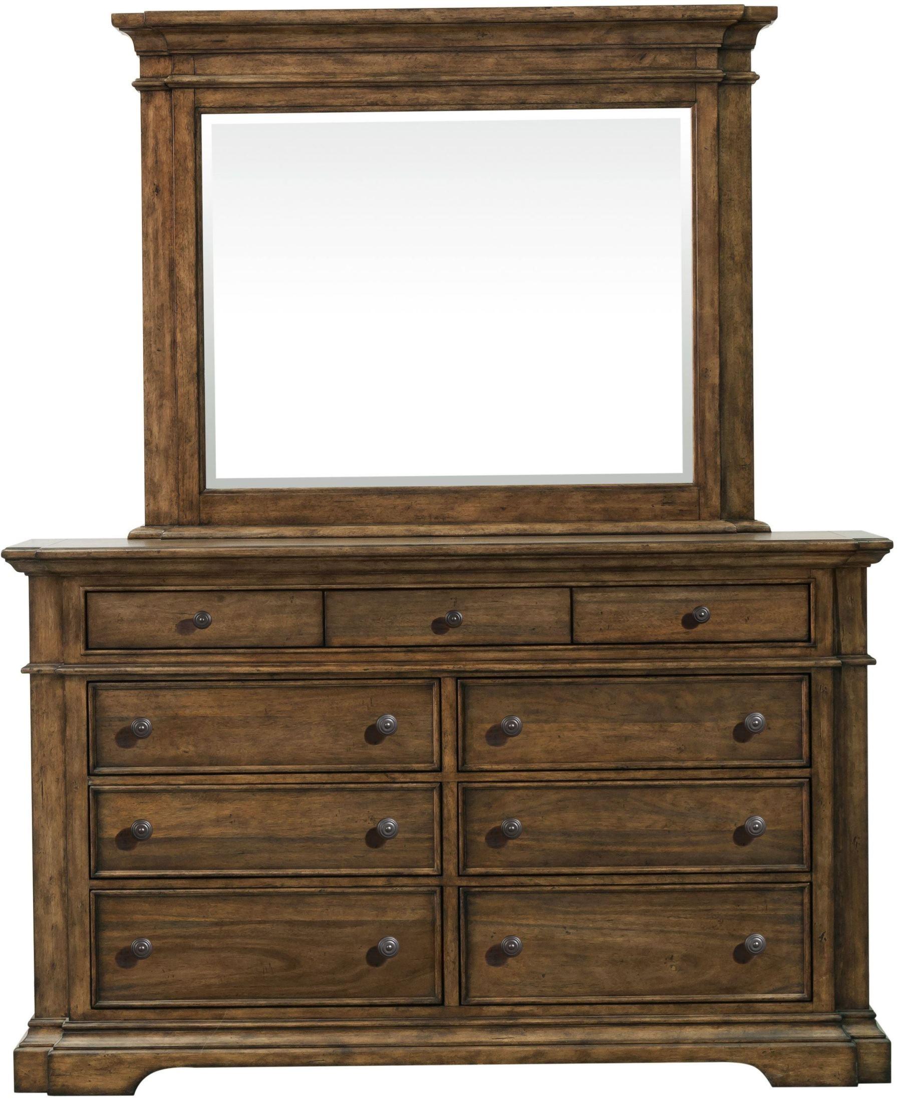 Reddington Metal Wood Queen Bedroom Set 241170 71 72 Pulaski