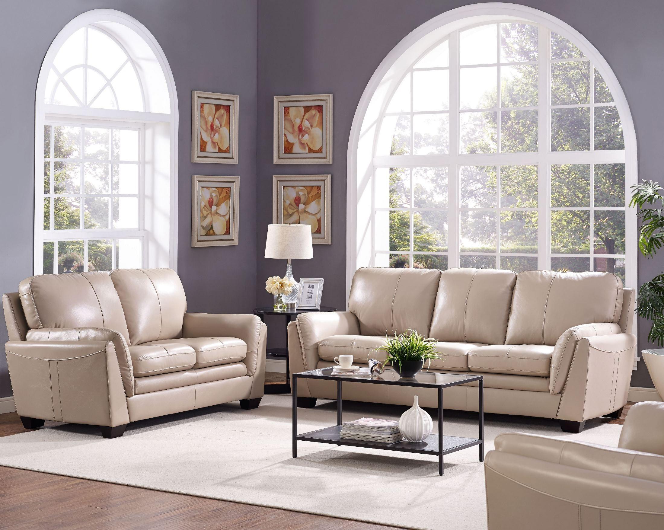 gianni beige living room set l7022 30 bbg new classics