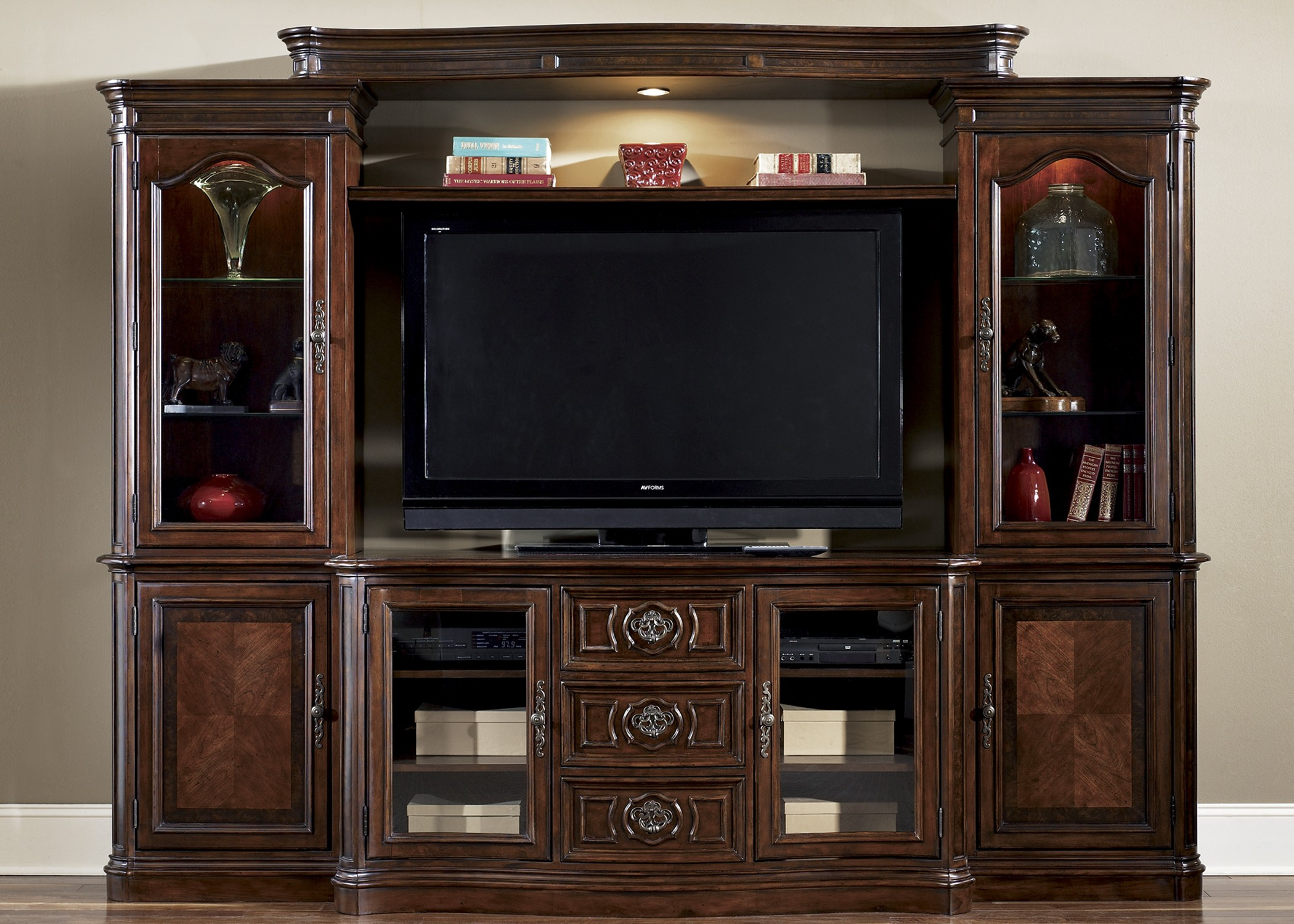 Andalusia Entertainment Center From Liberty 259 Entw Ecp