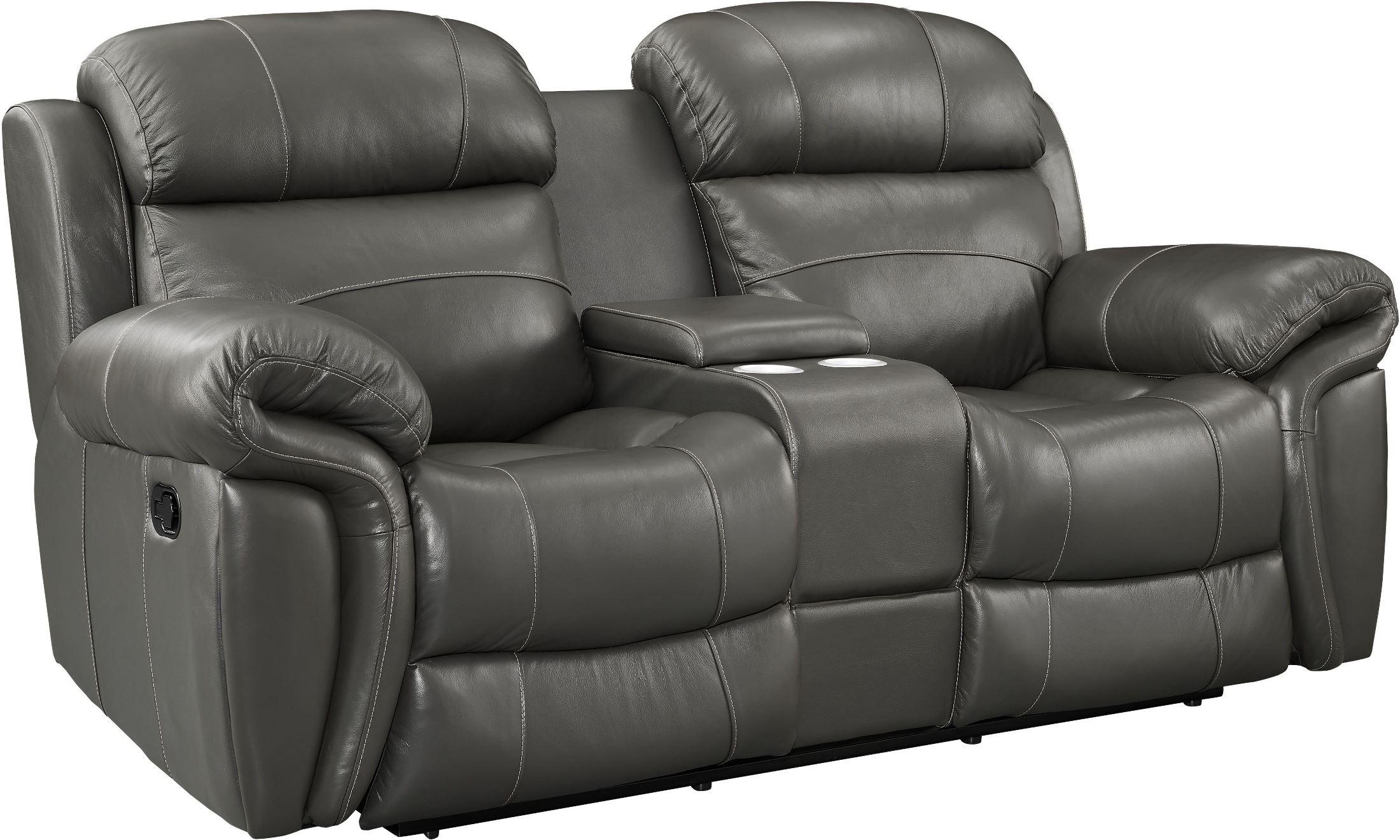 Paloma Gray Dual Reclining Living Room Set L2655 30 Lgy New Classics