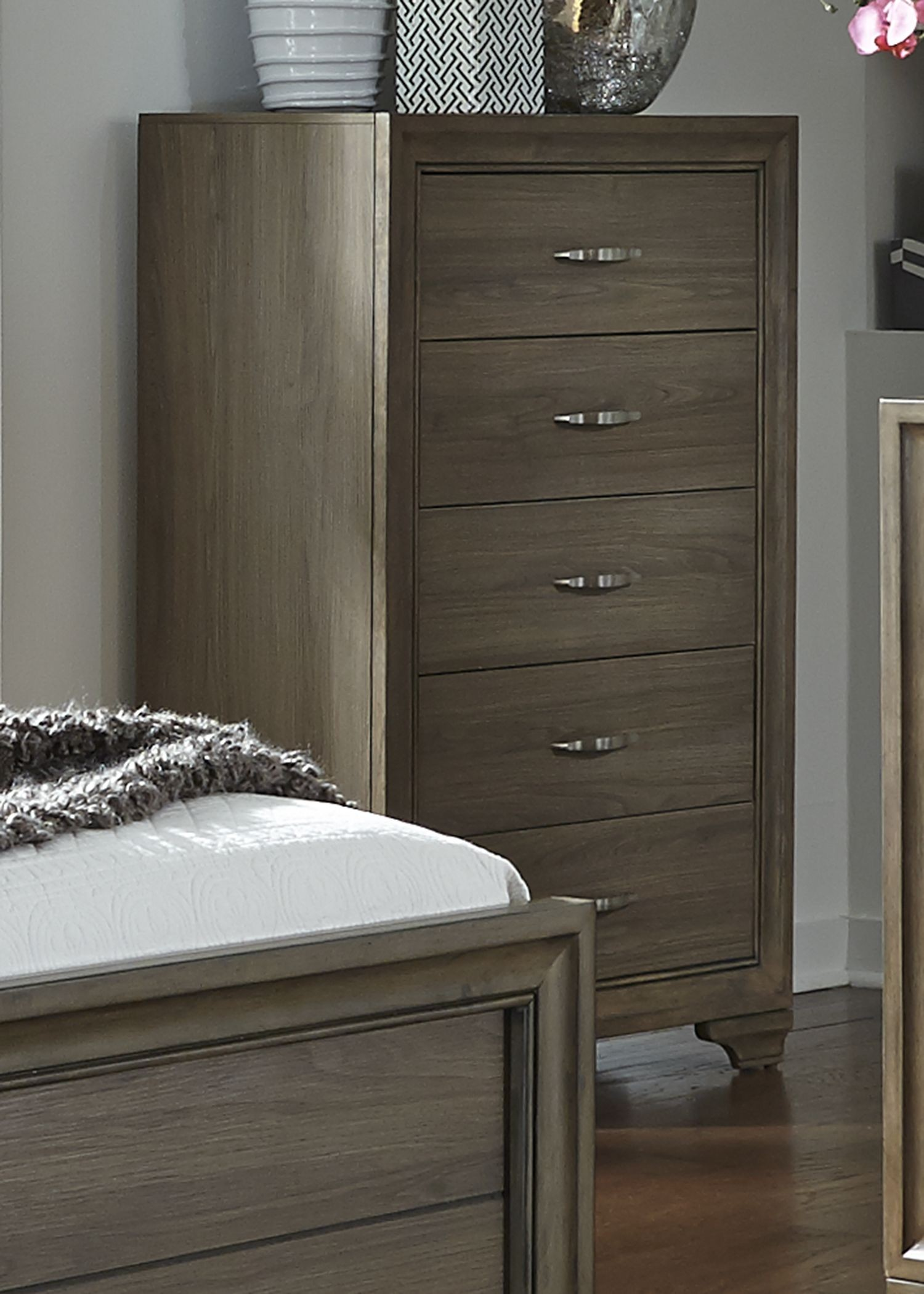 Gray Wash Bedroom Furniture Hartly Gray Wash Youth