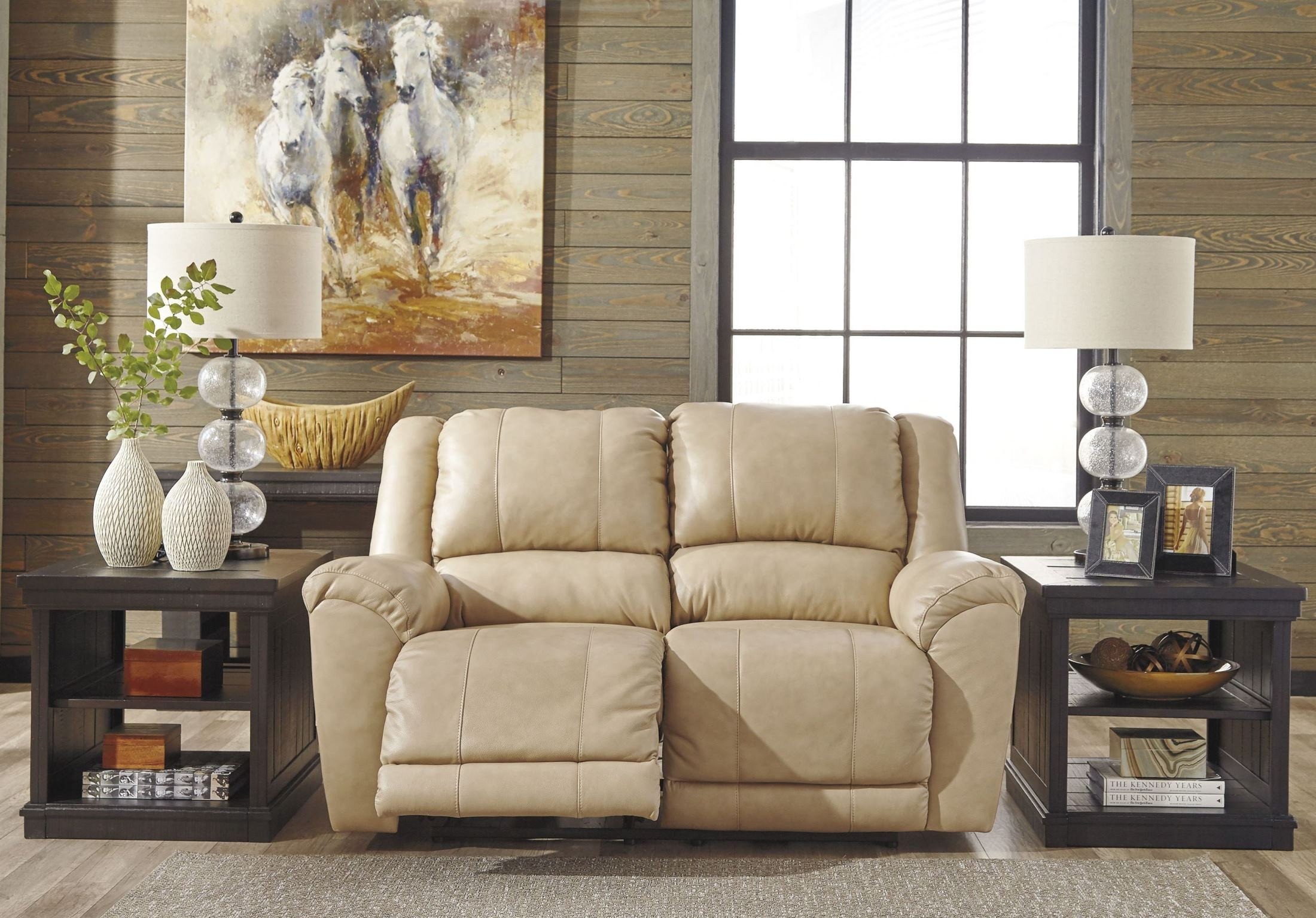 Yancy Galaxy Power Reclining Loveseat 2920274 Ashley
