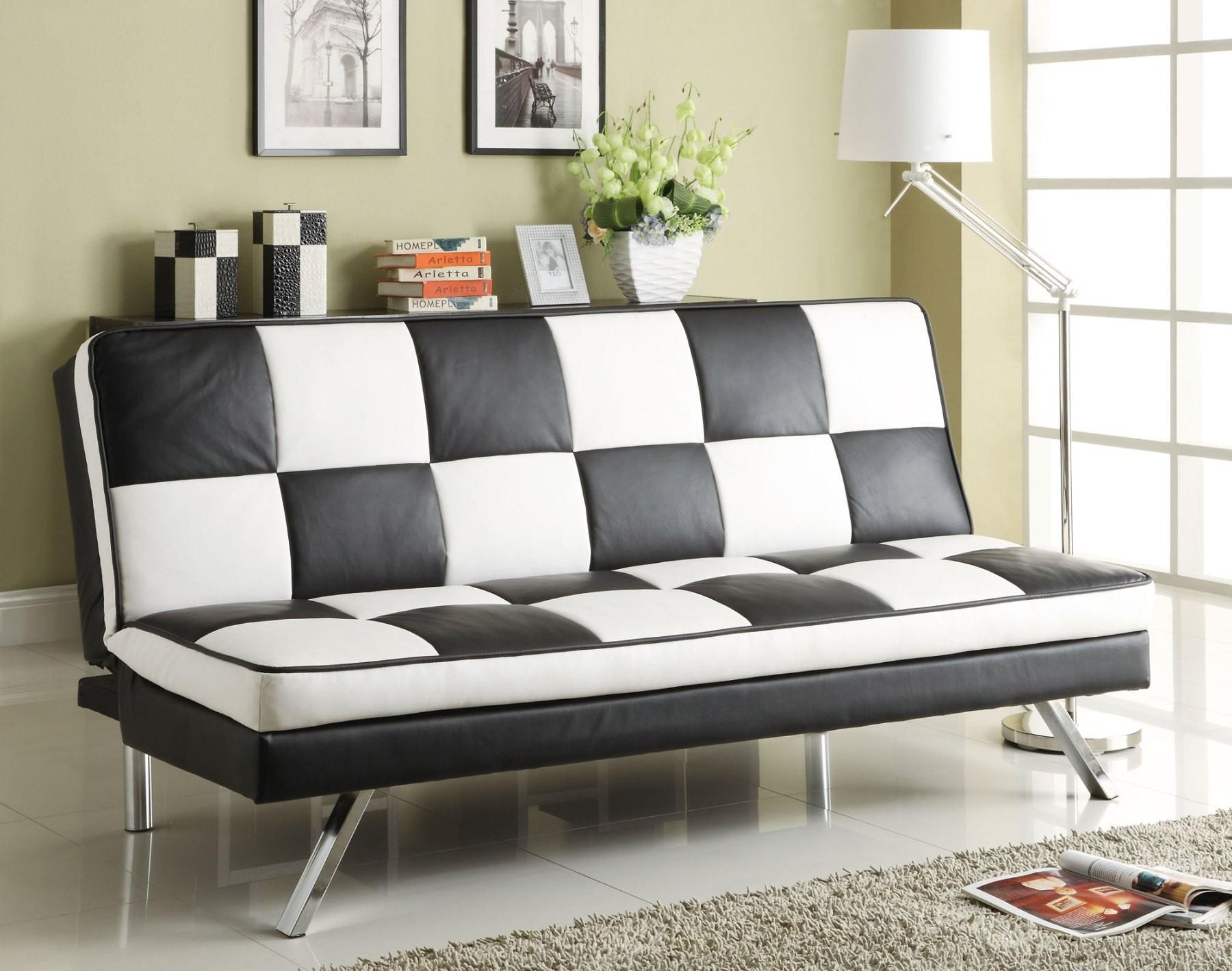 Coaster Click Clack Convertible Sofa 300225 Convertible Sofa