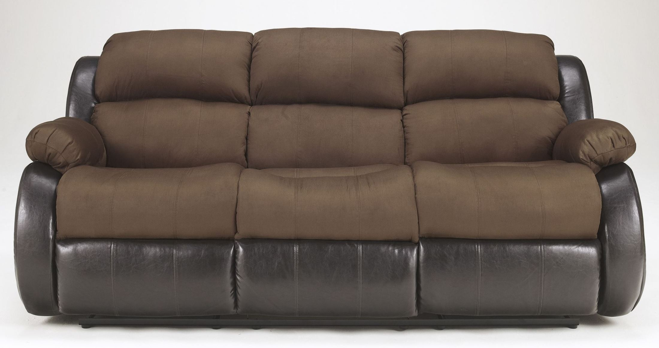 Presley Espresso Reclining Sofa w Massage ashley  : 31500 88 a sd5 from colemanfurniture.com size 2200 x 1164 jpeg 293kB