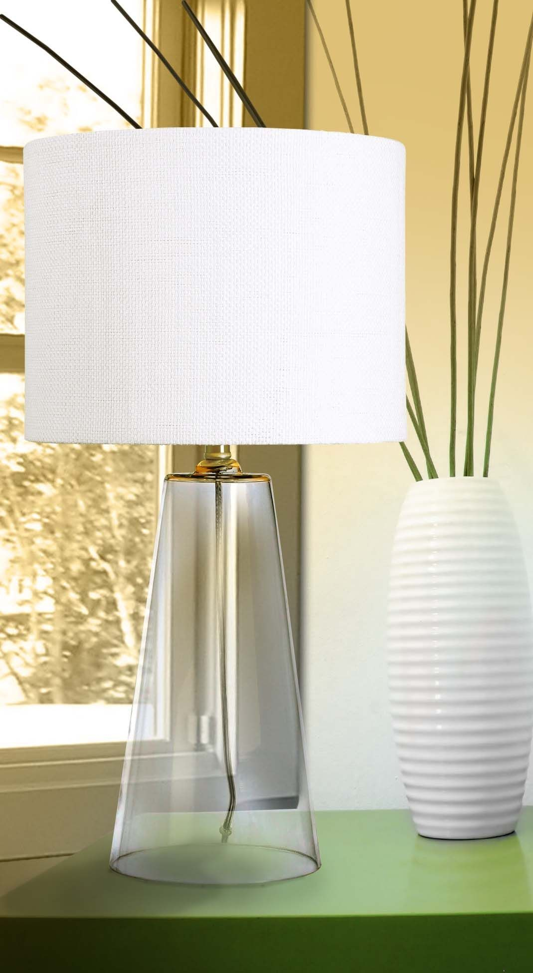Boda Table Lamp from Kenroy CL
