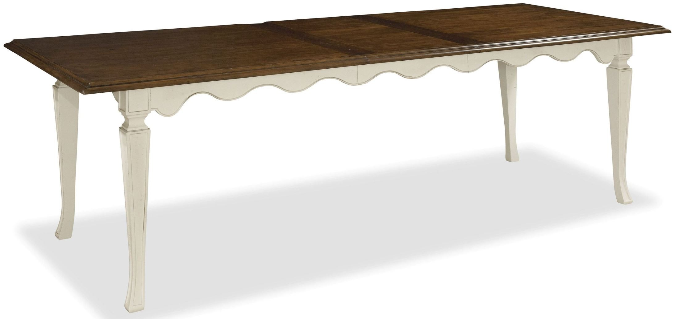 cordevalle rectangular extendable dining room table from universal