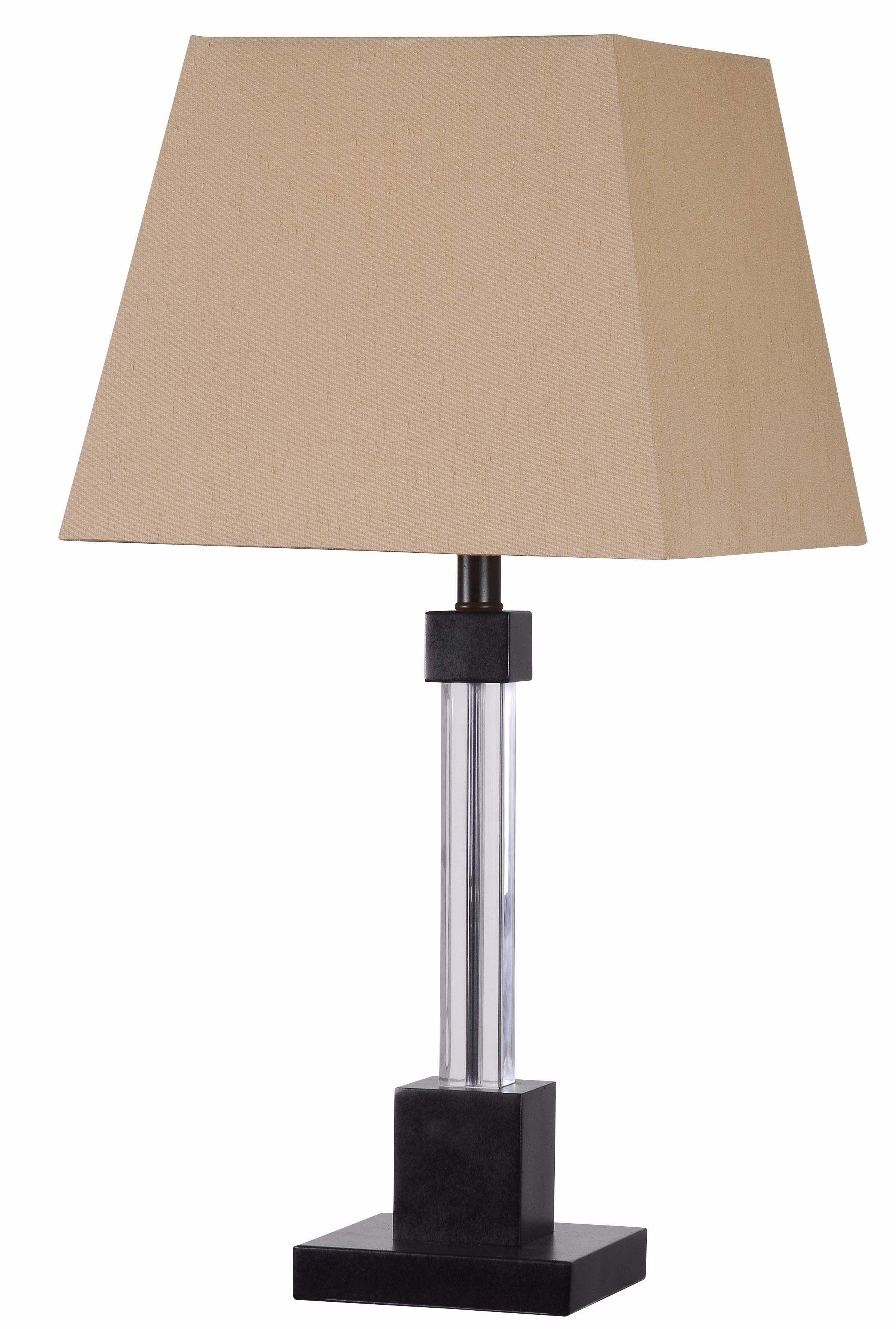 spire oil rubbed bronze table lamp from kenroy 32482orb coleman. Black Bedroom Furniture Sets. Home Design Ideas