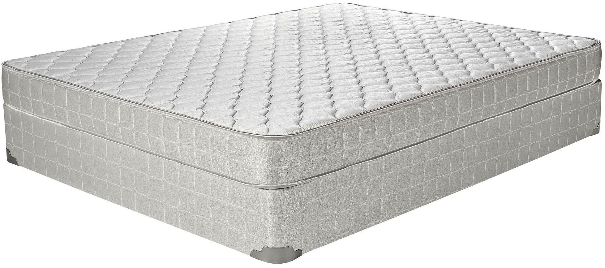 Santa Barbara Ii Gray Twin Size Foam Mattress 350052t Coaster Furniture