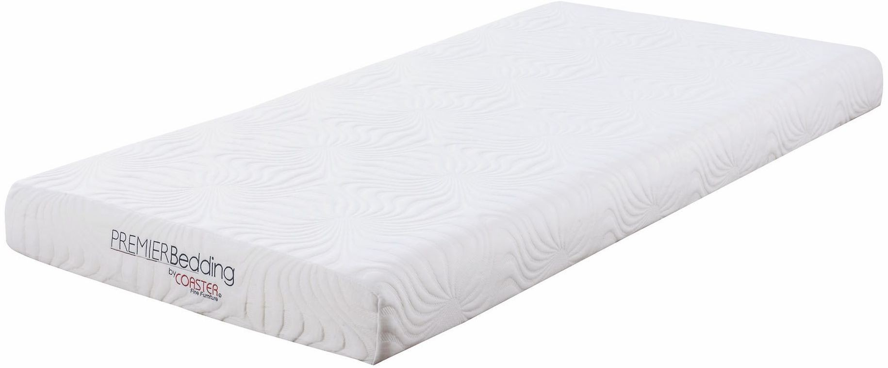 "Joseph 6"" Twin Memory Foam Mattress T Coaster"