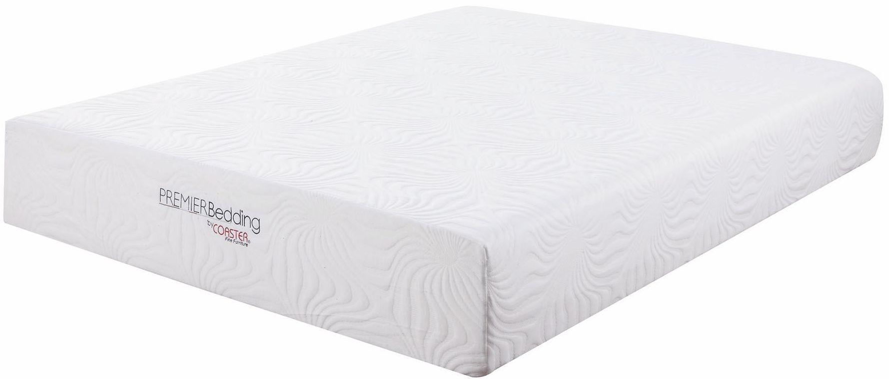 Ian 12 Queen Memory Foam Mattress 350065q Coaster Furniture