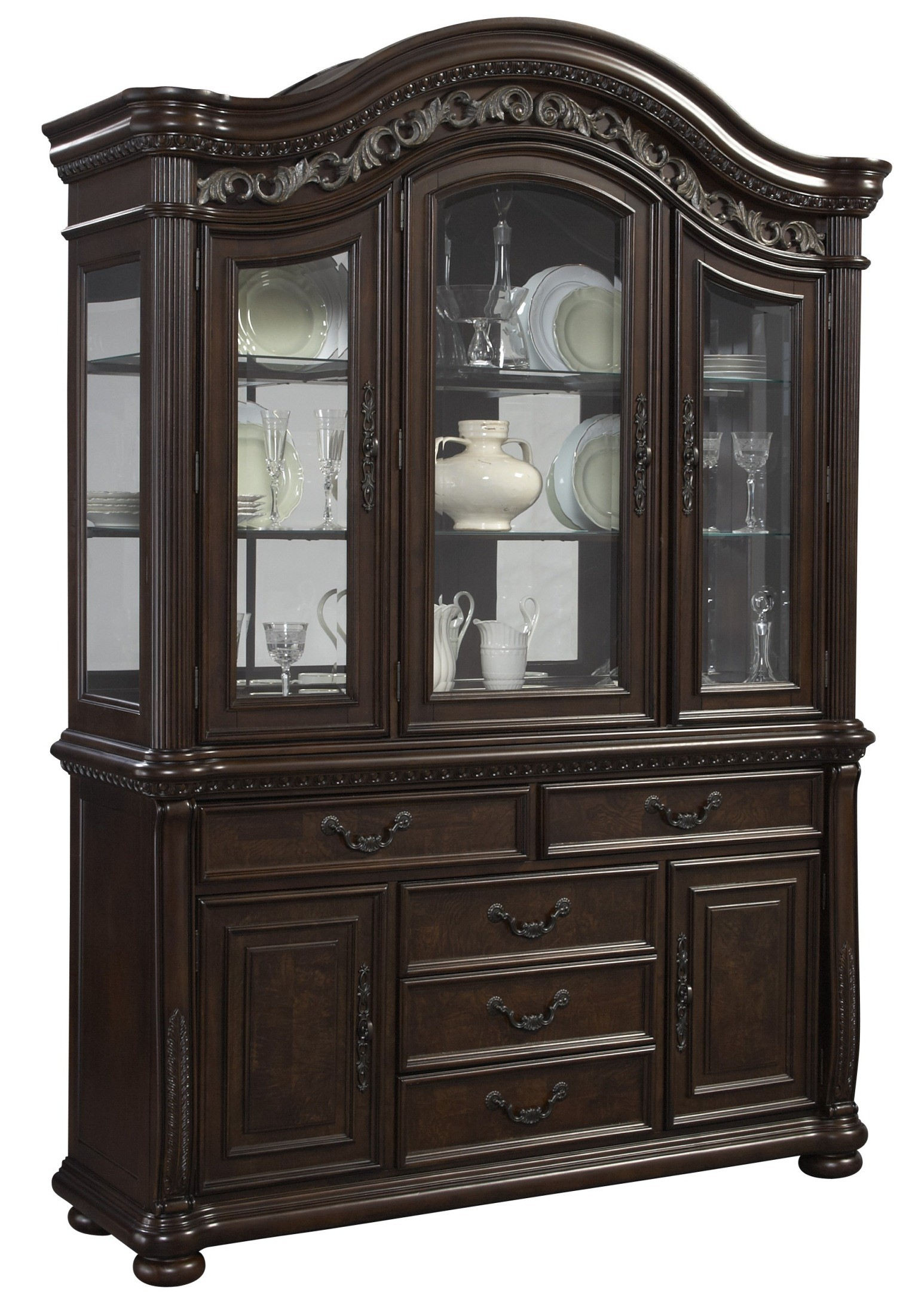 San Marino Extendable Dining Room Set from Samuel Lawrence (3530 ...