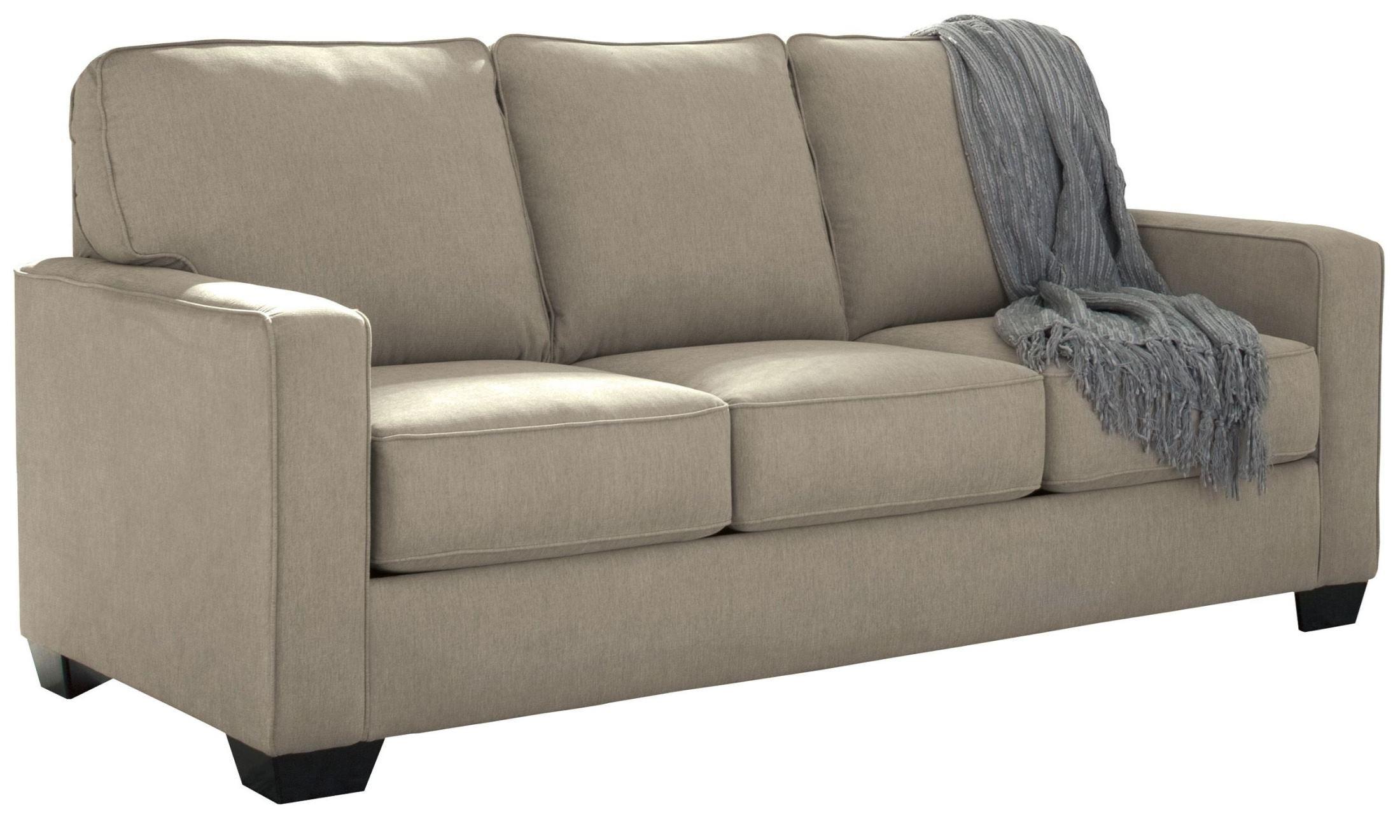 Zeb Quartz Full Sofa Sleeper 3590236 Ashley