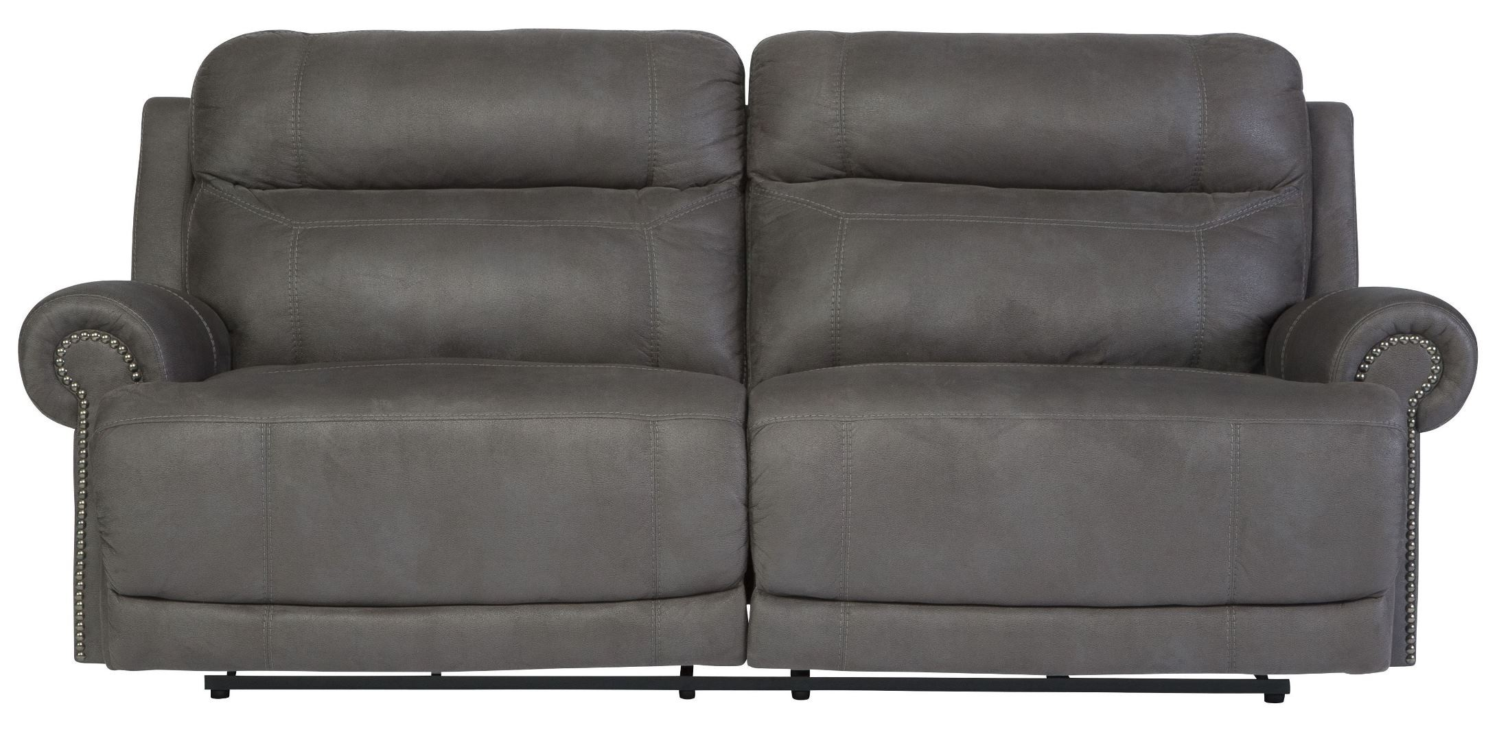 Austere Gray Reclining Sofa From Ashley 3840181