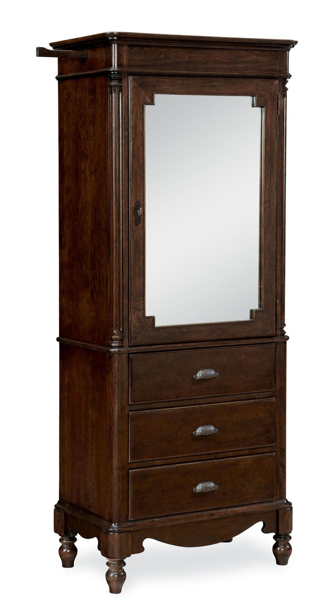 riverhouse river bank dressing armoire from universal. Black Bedroom Furniture Sets. Home Design Ideas