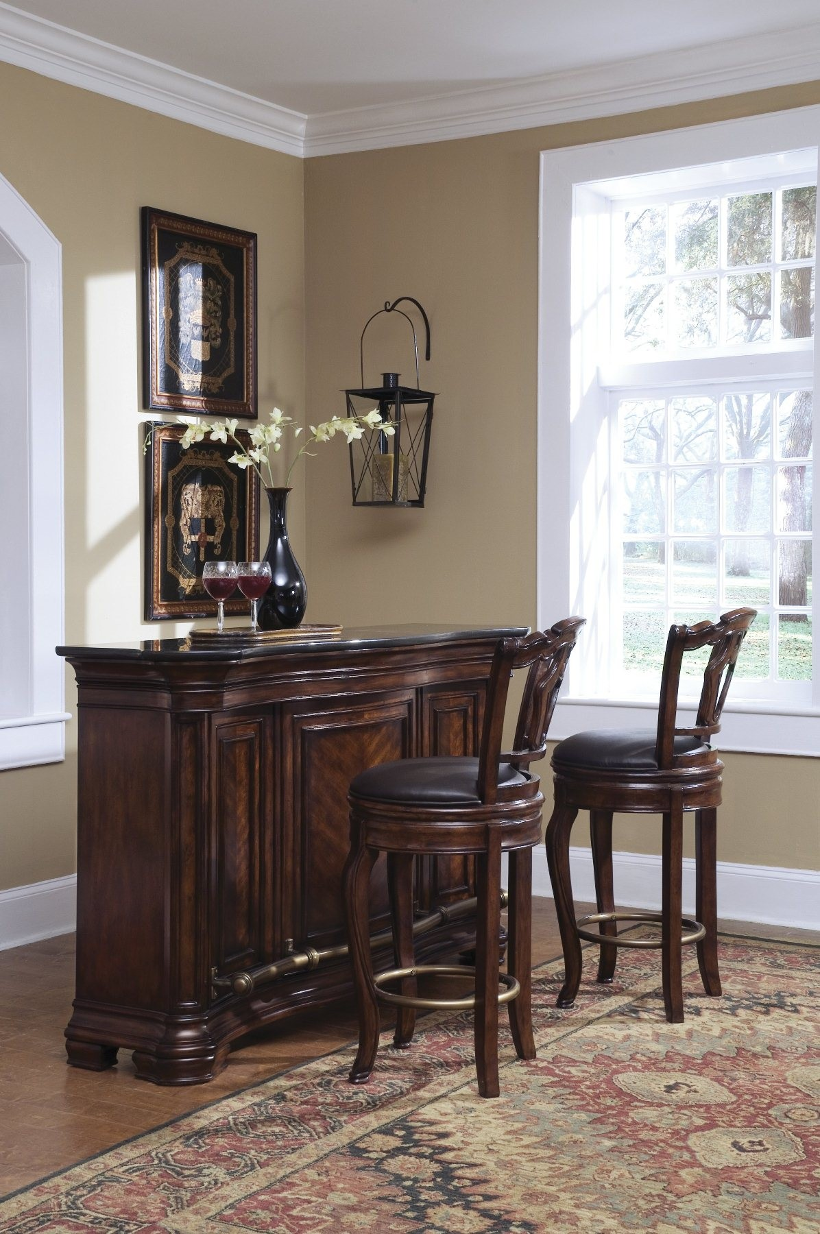 Toscano Vialetto Home Bar Set From Pulaski 657500 01