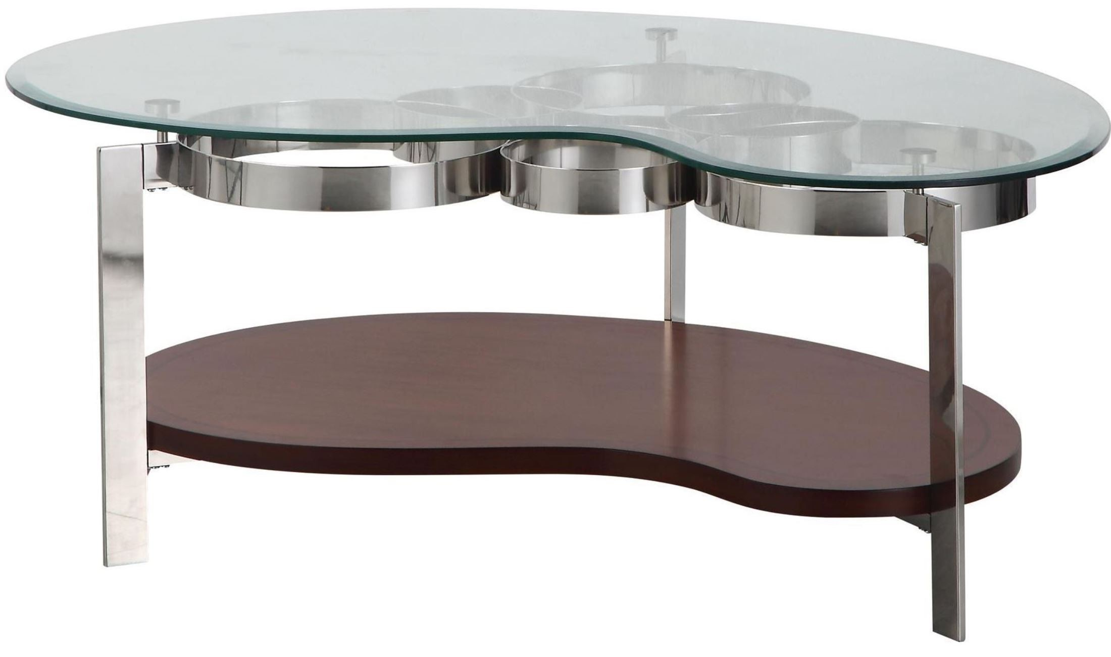 Mars Rustic Brown Cocktail Table From Steinworld 411 019 Coleman Furniture