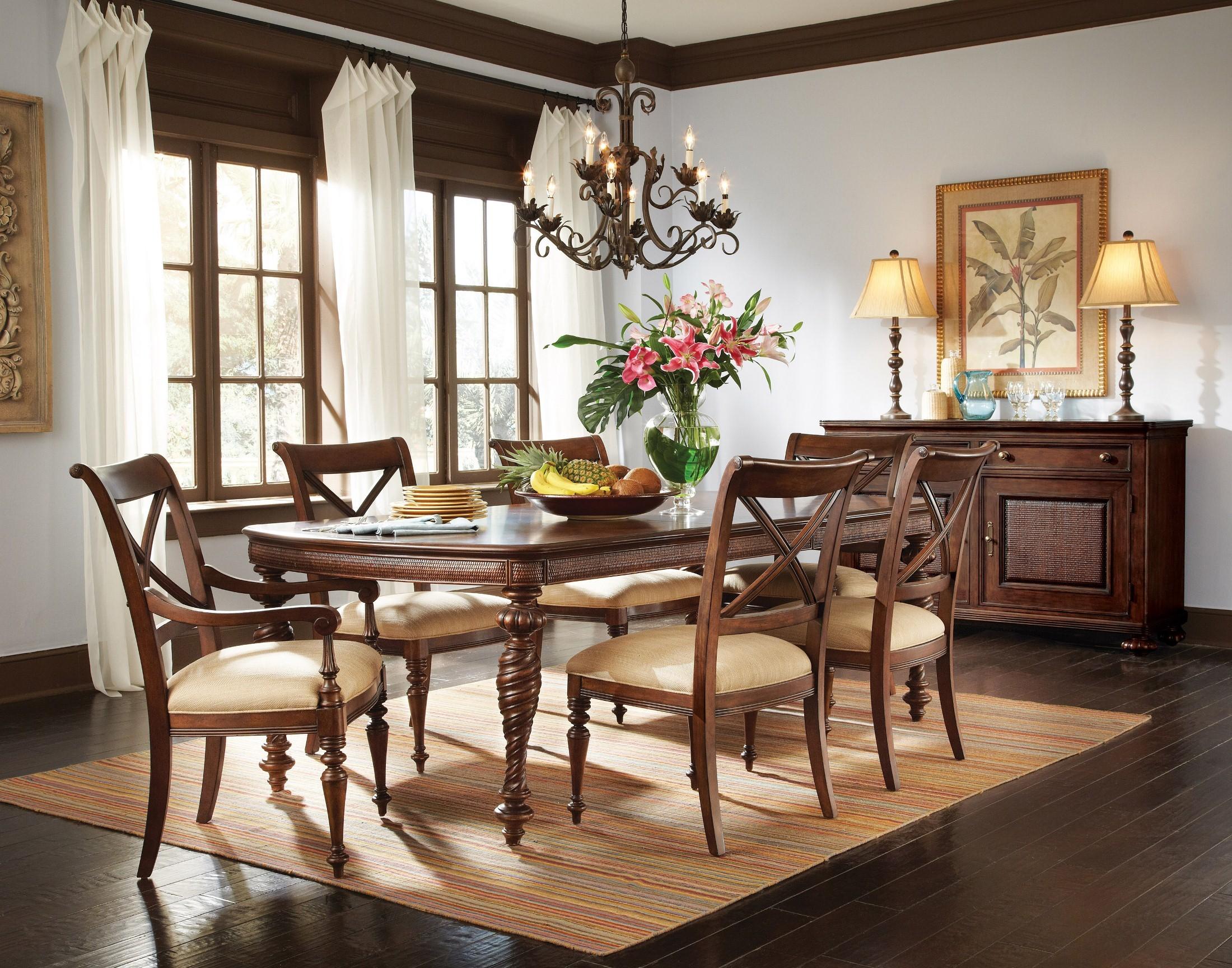 port royal dining room set art furniture 185220 2106 italian dinning room amp european dinning rooms sets the