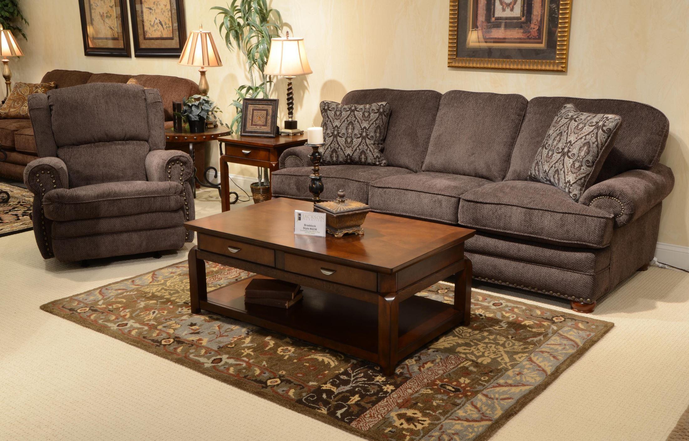 Braddock Metal Living Room Set From Jackson 423803000000000000 Coleman Fu