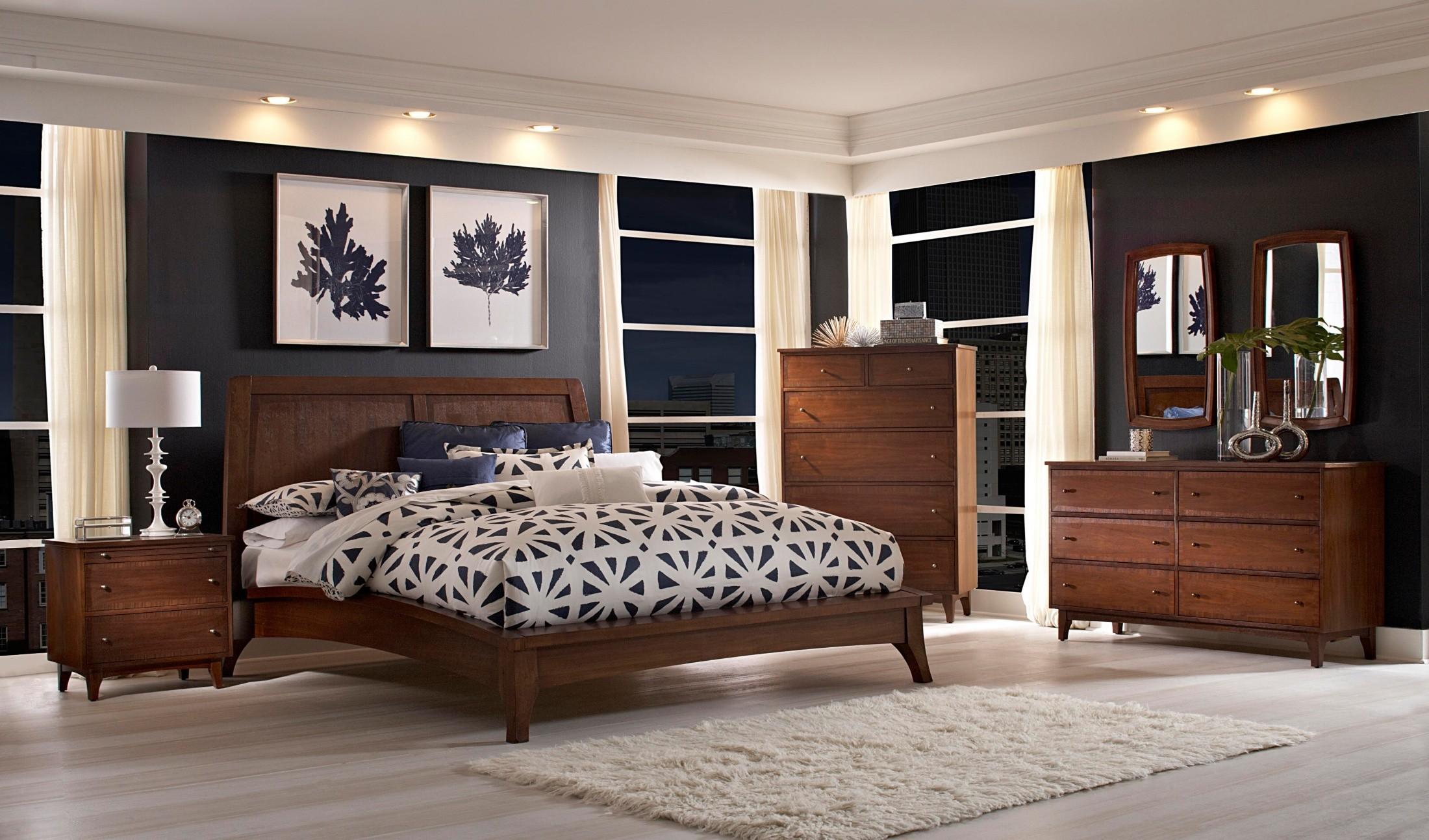 Mardella Platform Bedroom Set from Broyhill 4277 260 261