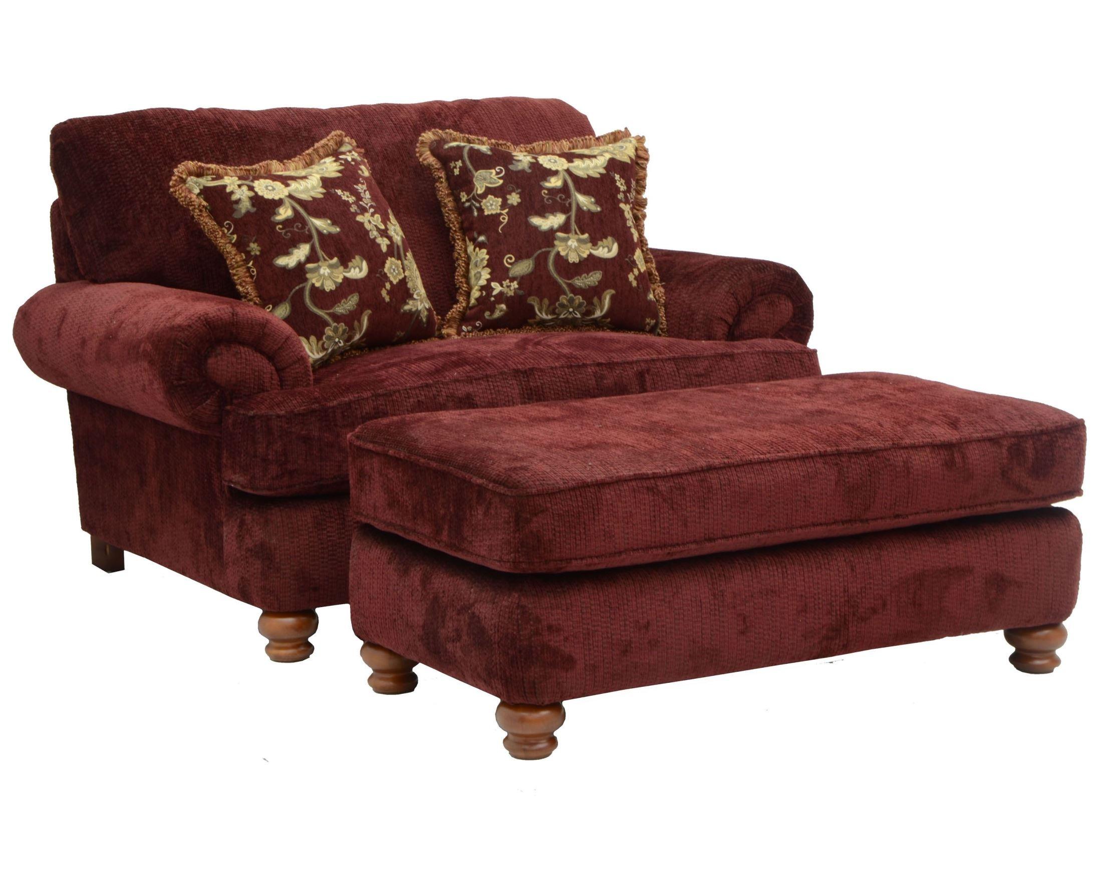 Belmont Claret Living Room Set 434703266334267834