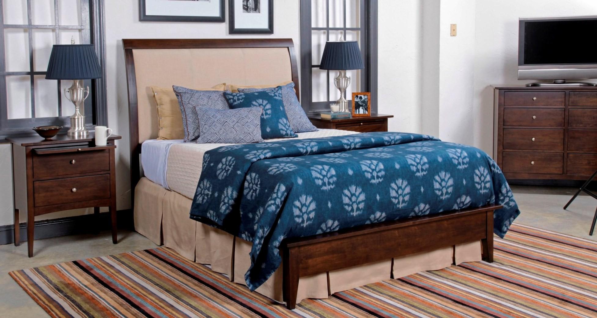 Home Meridian Bedroom Furniture Meridian Furniture Usa Monaco Panel Customizable Bedroom