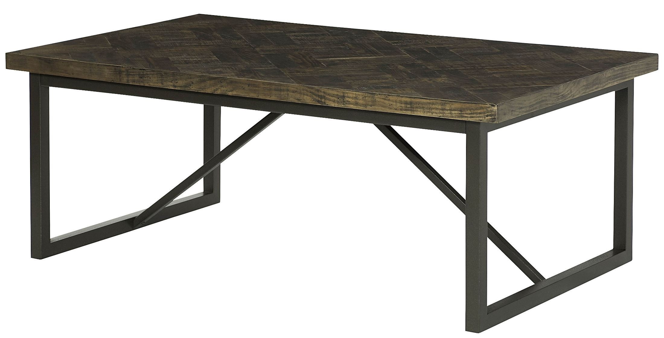 District rectangular occasional table set from hammary for District 8 furniture