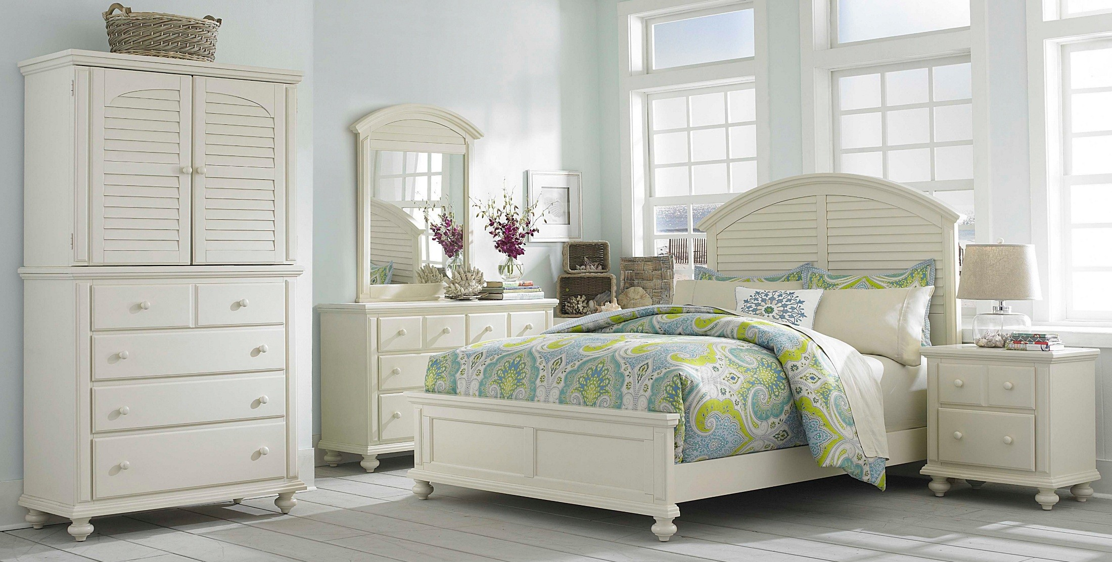 Seabrooke Youth Panel Bedroom Set From Broyhill 4471 246 245 350 Coleman Furniture