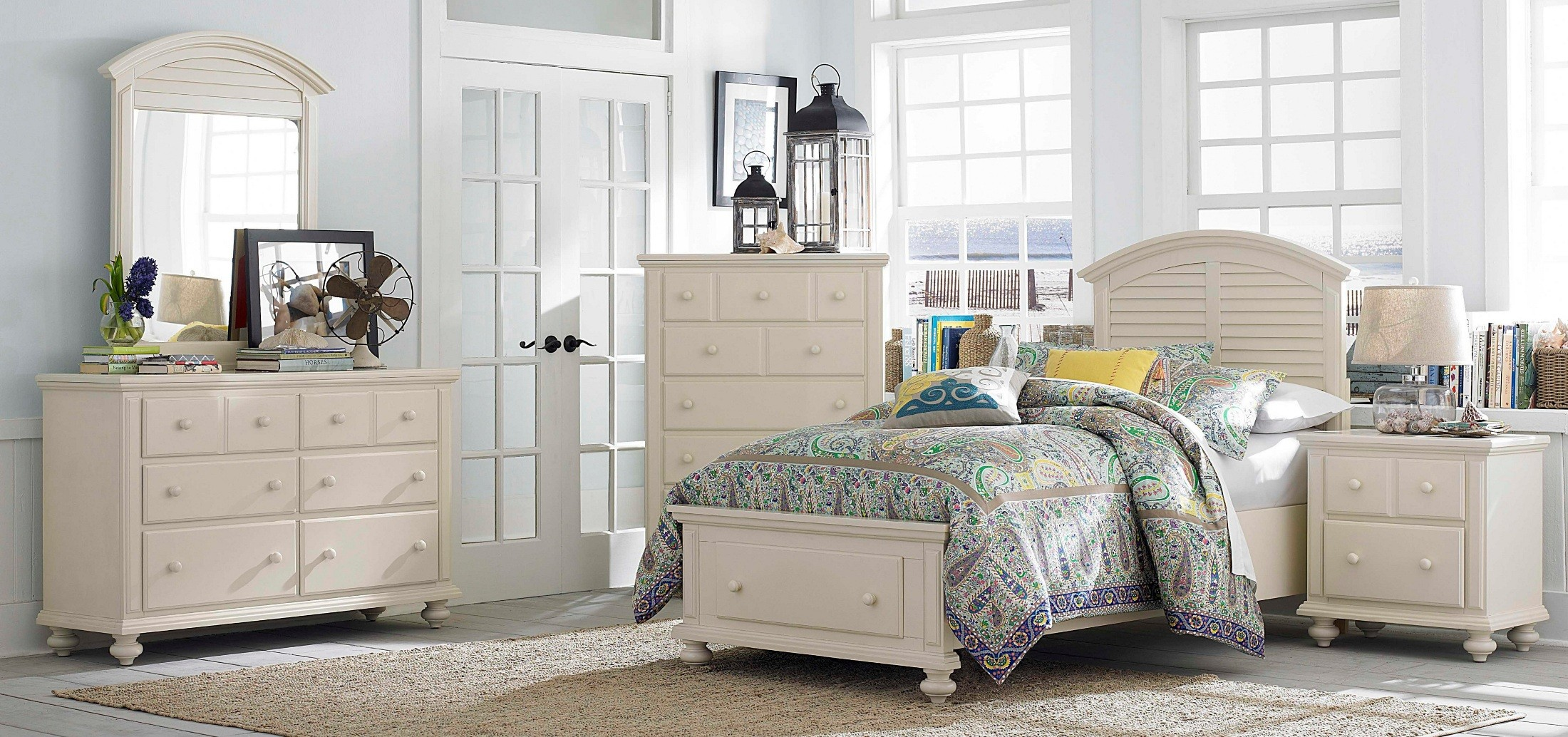 Seabrooke Youth Storage Panel Bedroom Set From Broyhill 4471 246 247 451 Coleman Furniture