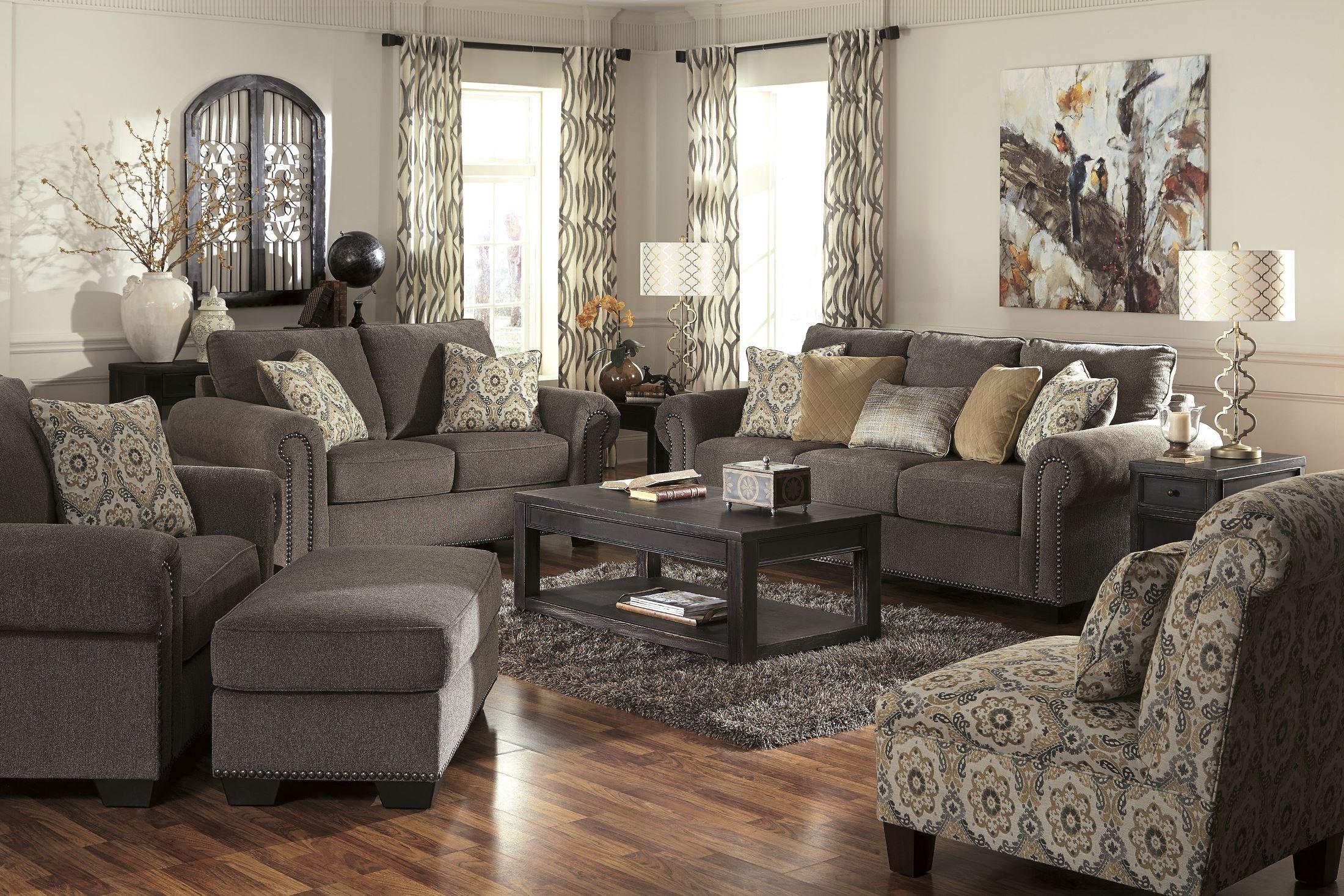 emelen alloy living room set from ashley  45600