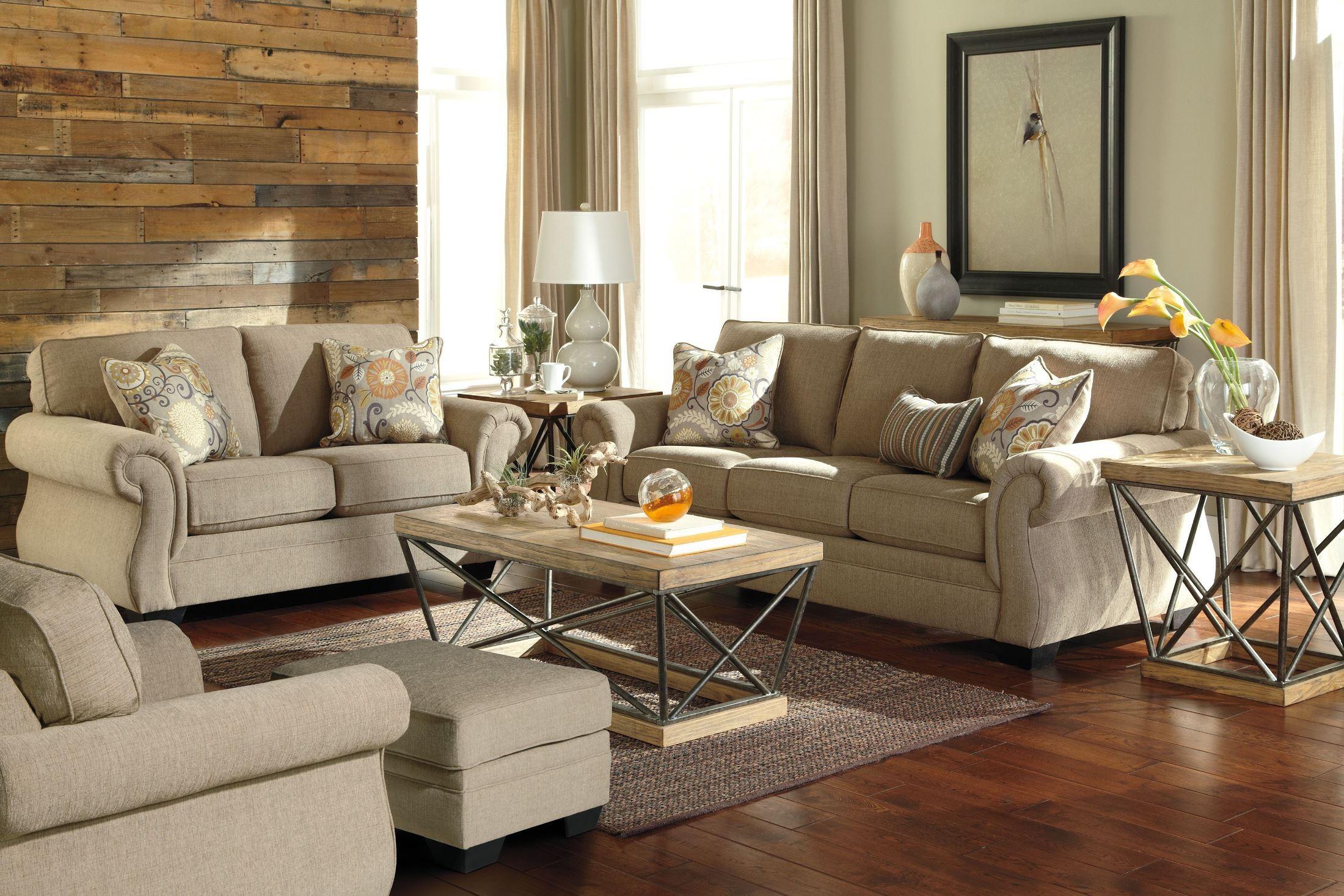 Tailya Barley Living Room Set From Ashley 4770038