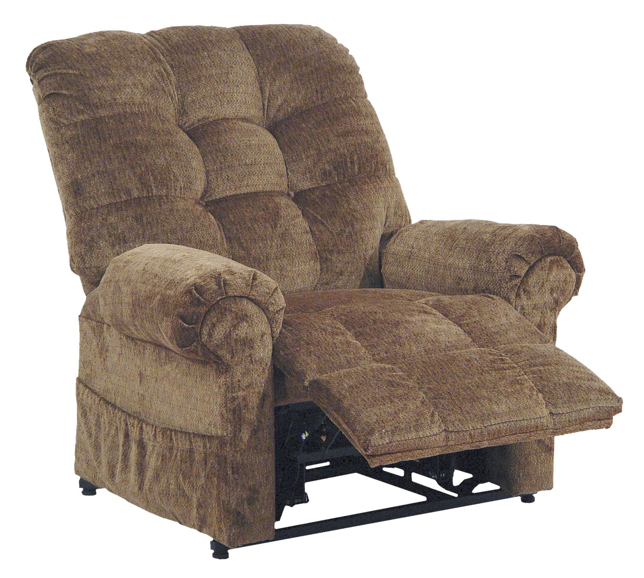 Omni havana power lift recliner from catnapper 4827210236 for Catnapper cloud nine chaise recliner