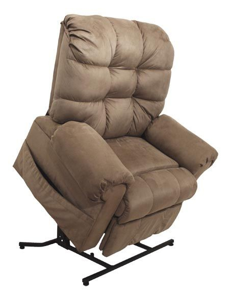 Omni saddle power lift recliner from catnapper 4827222029 for Catnapper cloud nine chaise recliner
