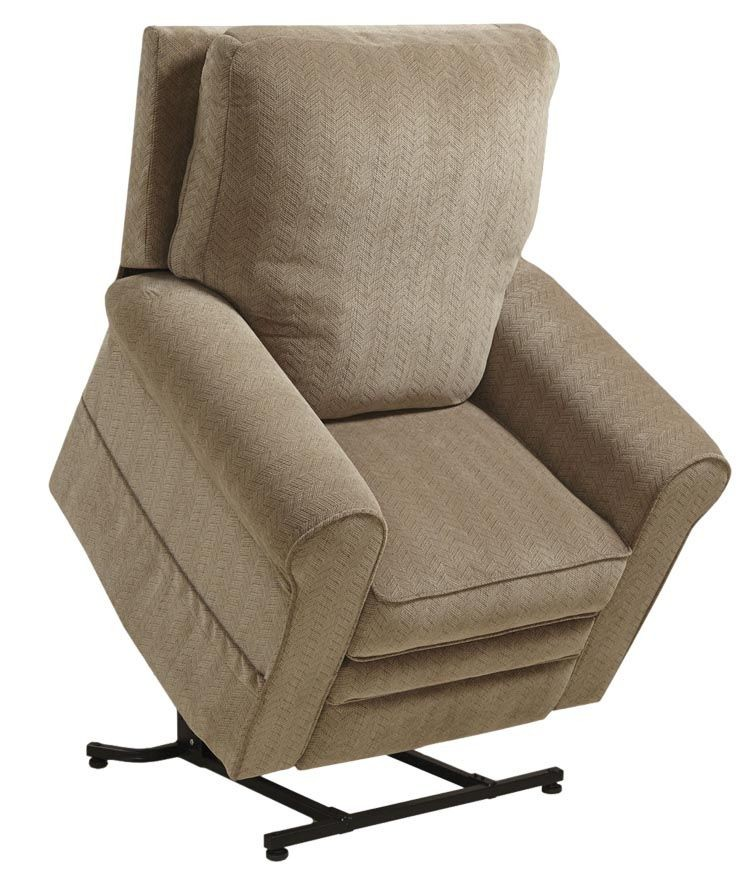 Edwards mushroom power lift recliner from catnapper for Catnapper cloud nine chaise recliner