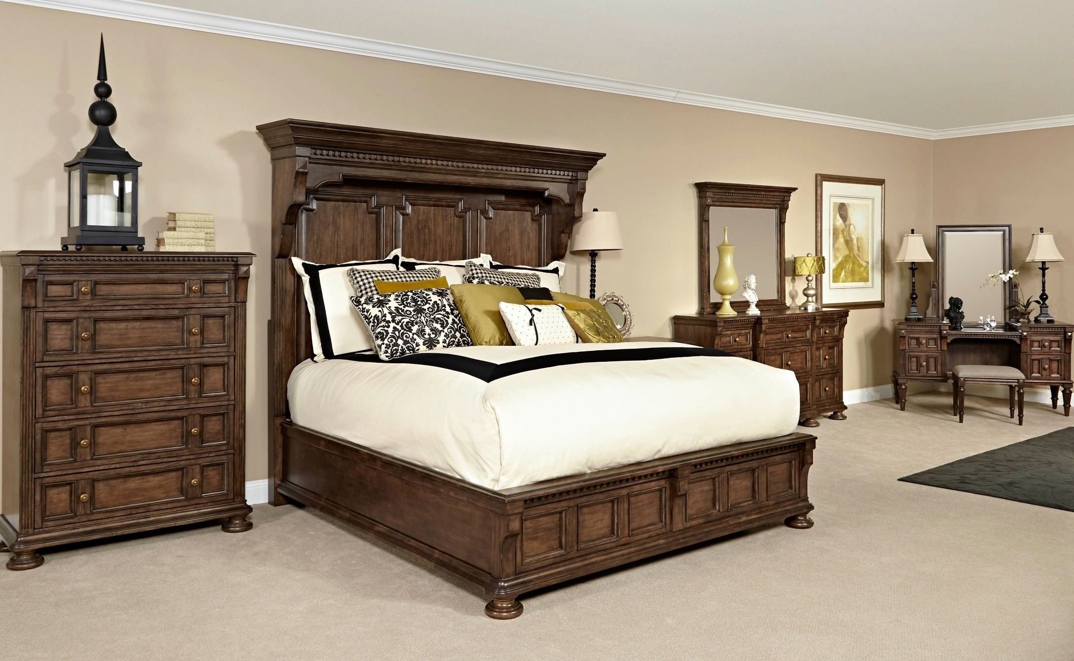 Broyhill bedroom furniture quality home furniture 23 for for Broyhill bedroom furniture