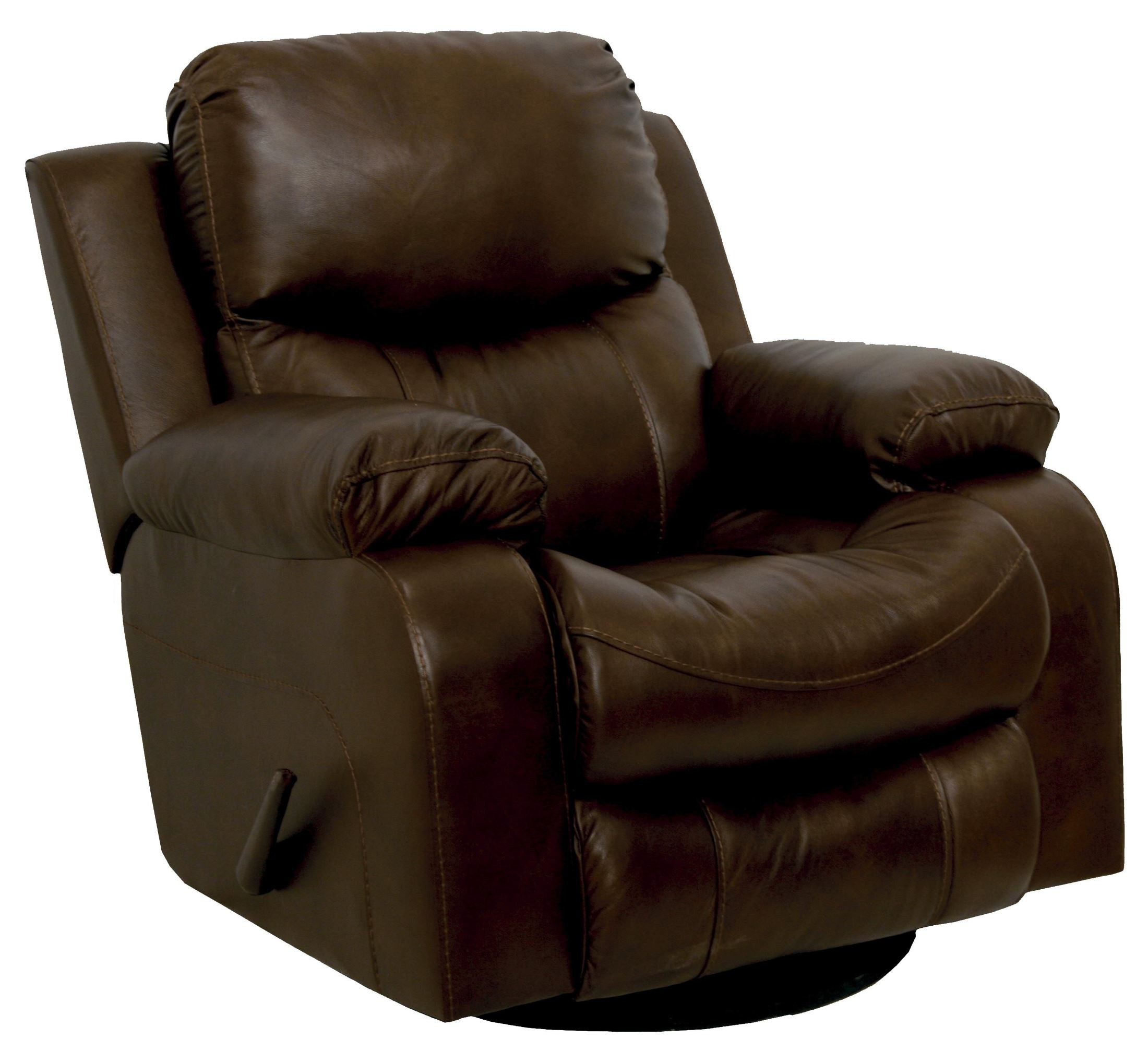 Dallas Tobacco Recliner From Catnapper 49505100000000000 Coleman Furniture