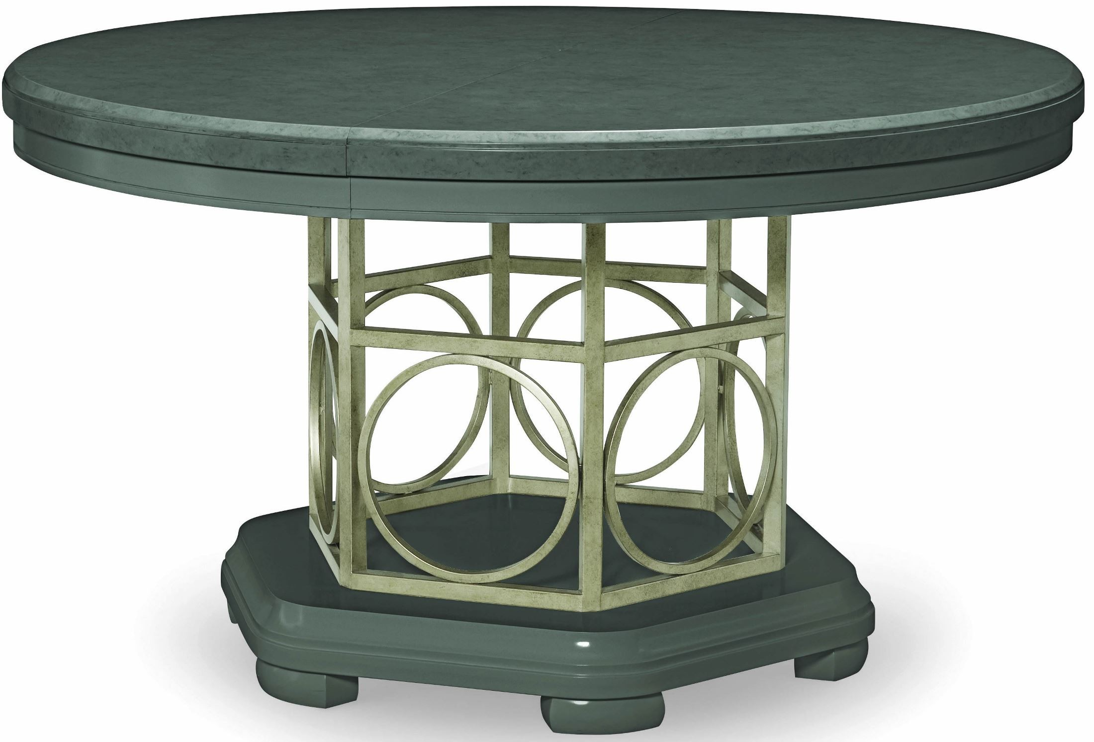 Tower Suite Moonstone Extendable Round Pedestal Dining  : 5011521ks from colemanfurniture.com size 2200 x 1493 jpeg 320kB
