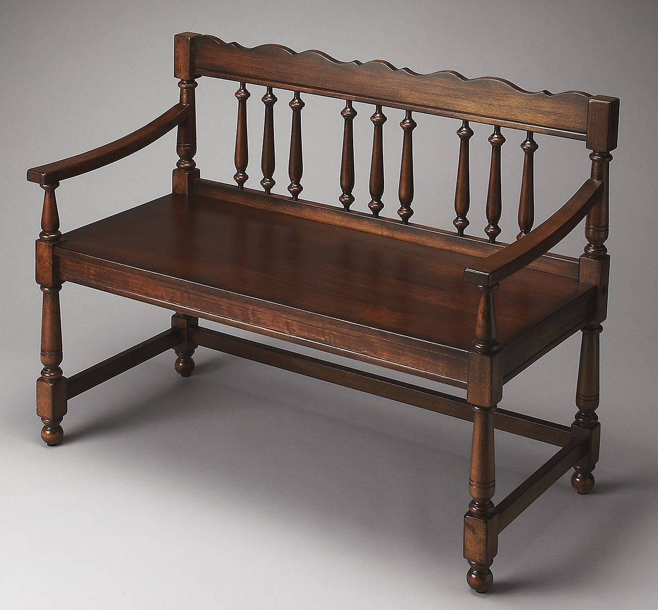 Plantation Cherry Cather Plantation Cherry Bench From