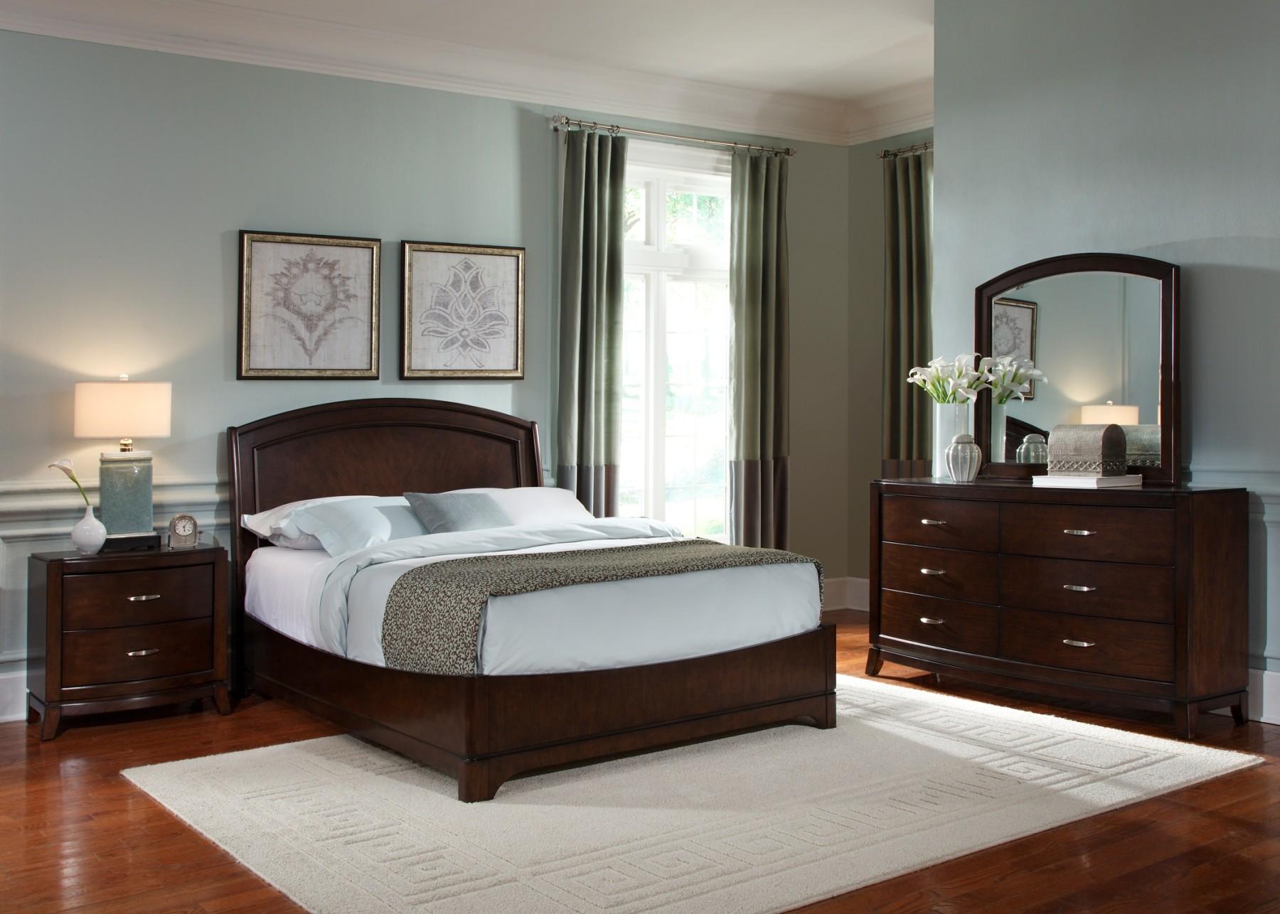 avalon platform bedroom set from liberty 505 br qpl coleman furniture