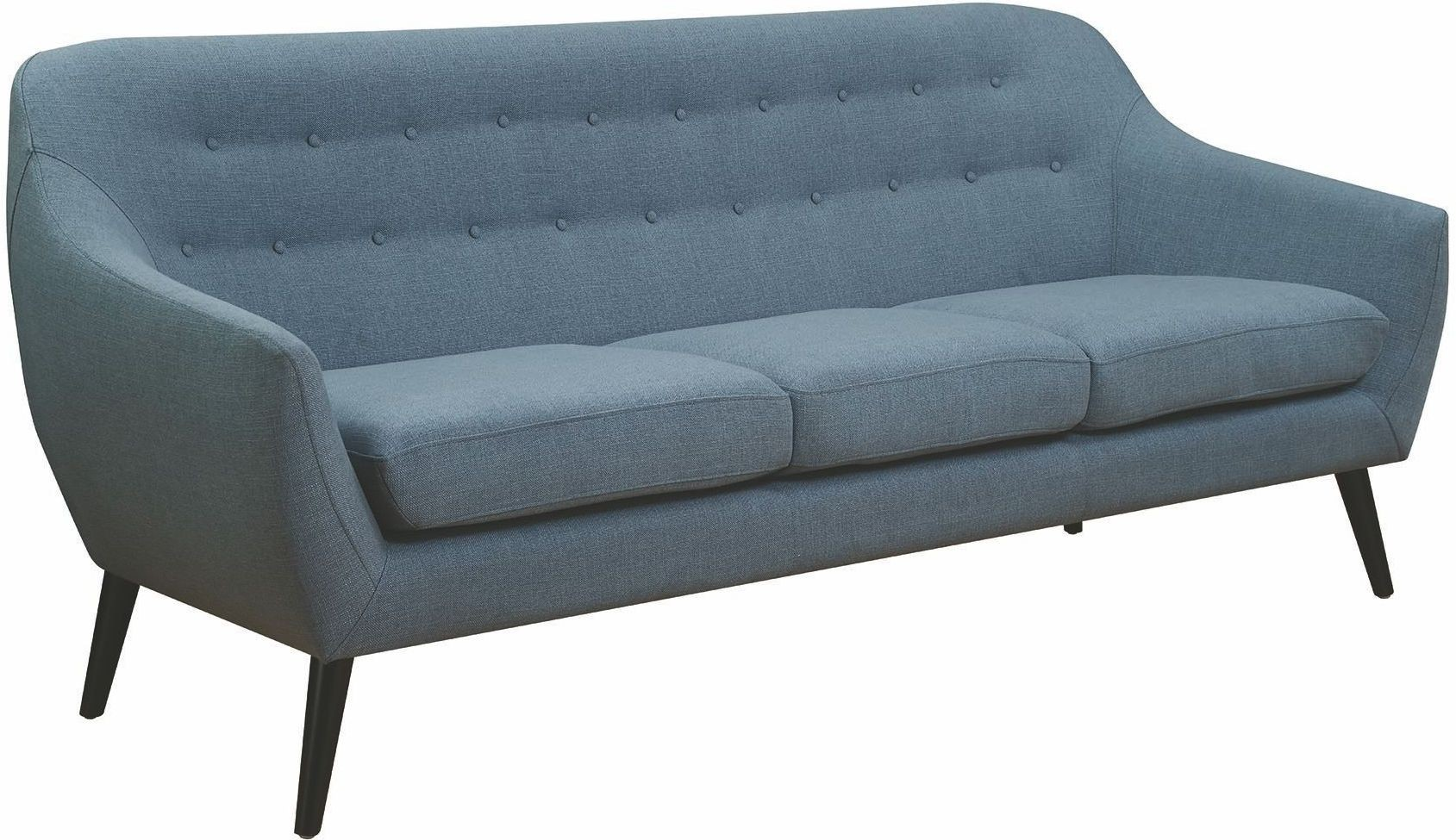 Dawson Aqua Sofa 505347 Coaster Furniture