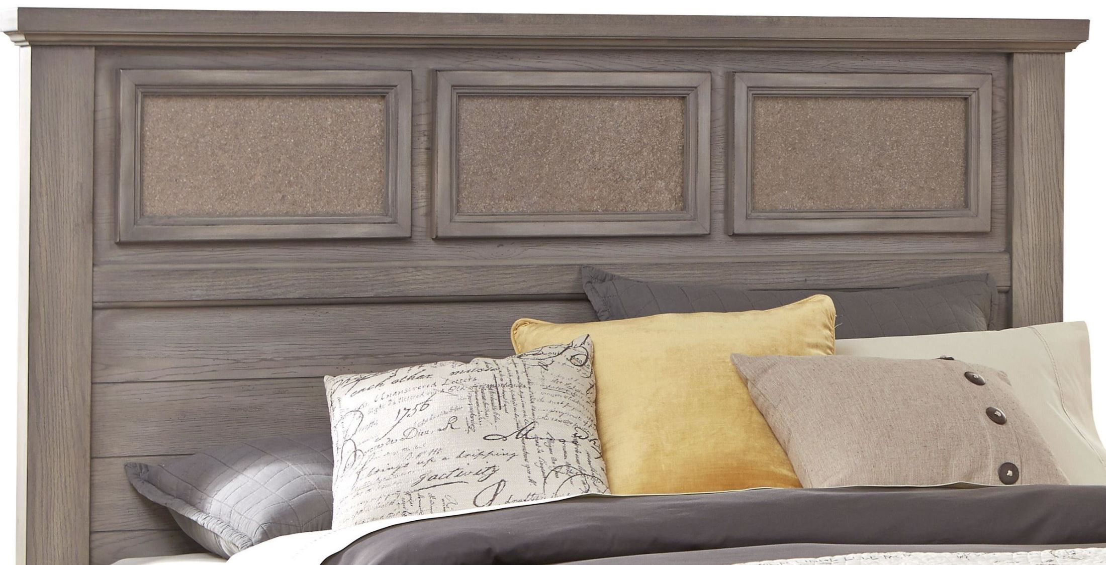 Weathered Gray Bedroom Furniture : Weathered grey bedroom furniture a distressed elephant
