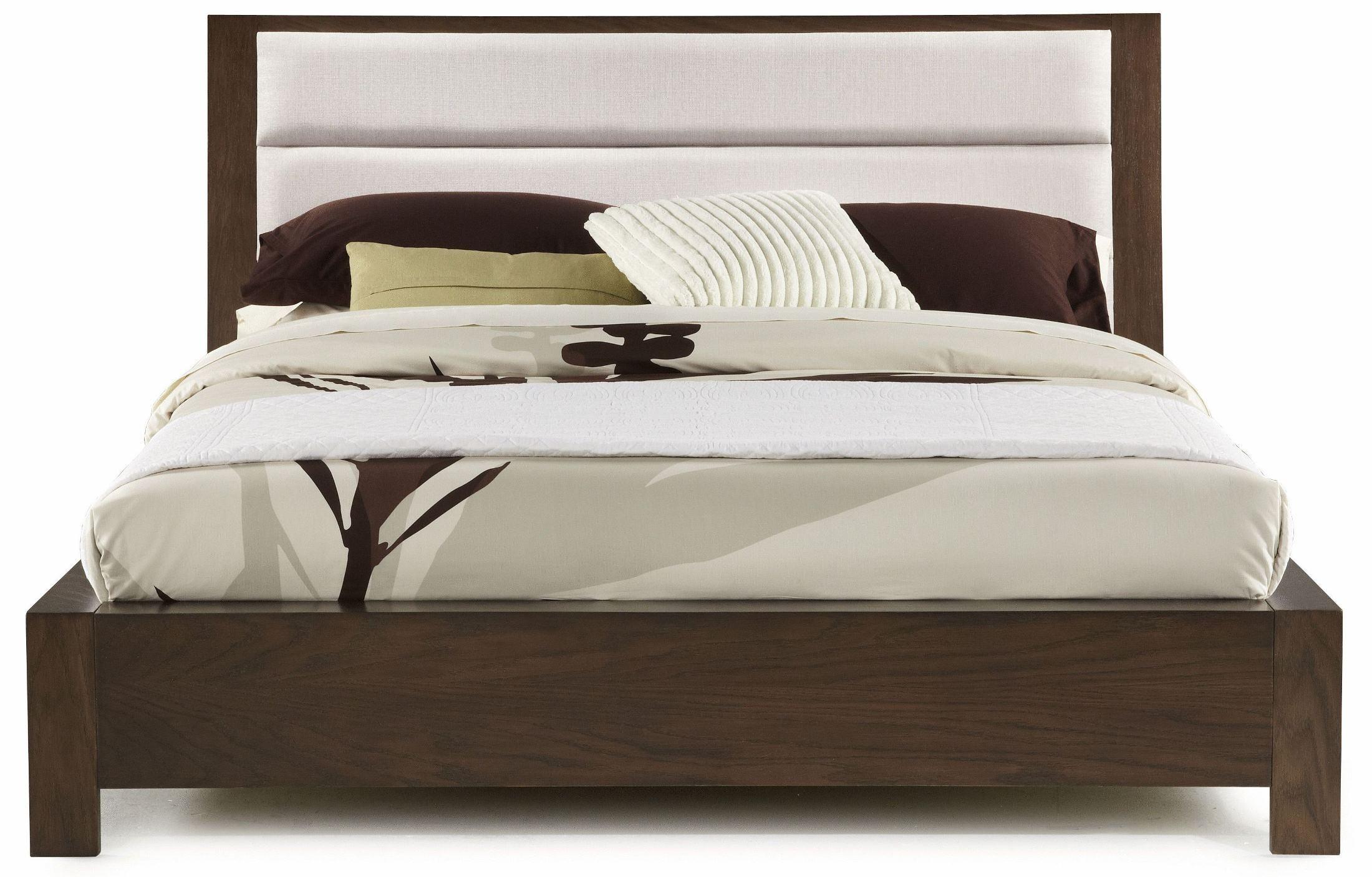 hudson upholstered platform bedroom set from casana 525
