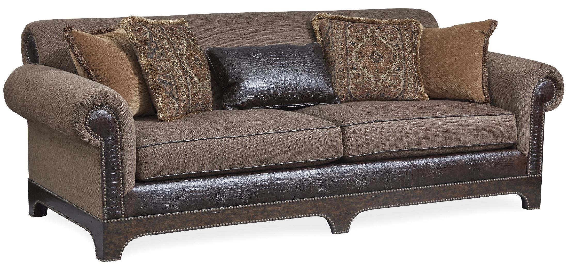 Collection one roll arm sofa from art 527541 7001aa for Sofa with only one arm