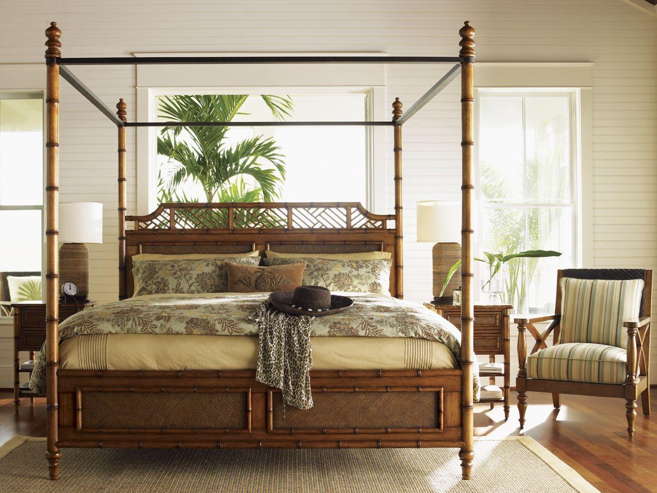 island estate plantation brown west indies canopy bedroom