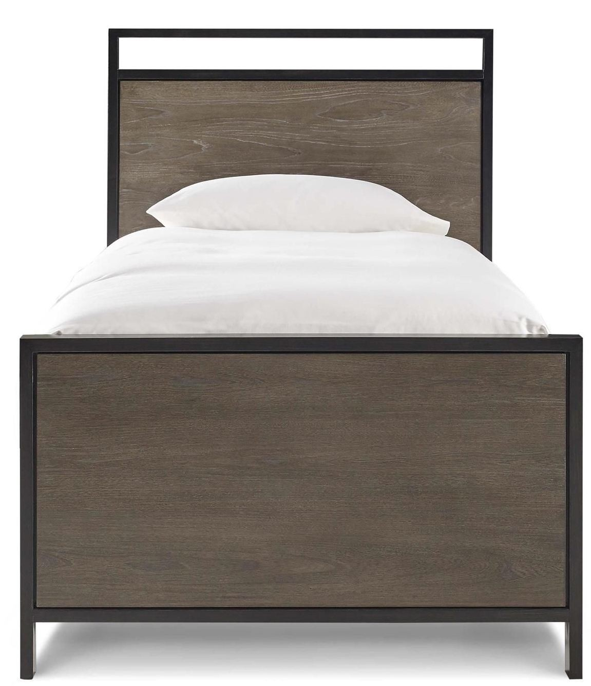 Myroom Chalkboard and Backpack Twin Panel Bed