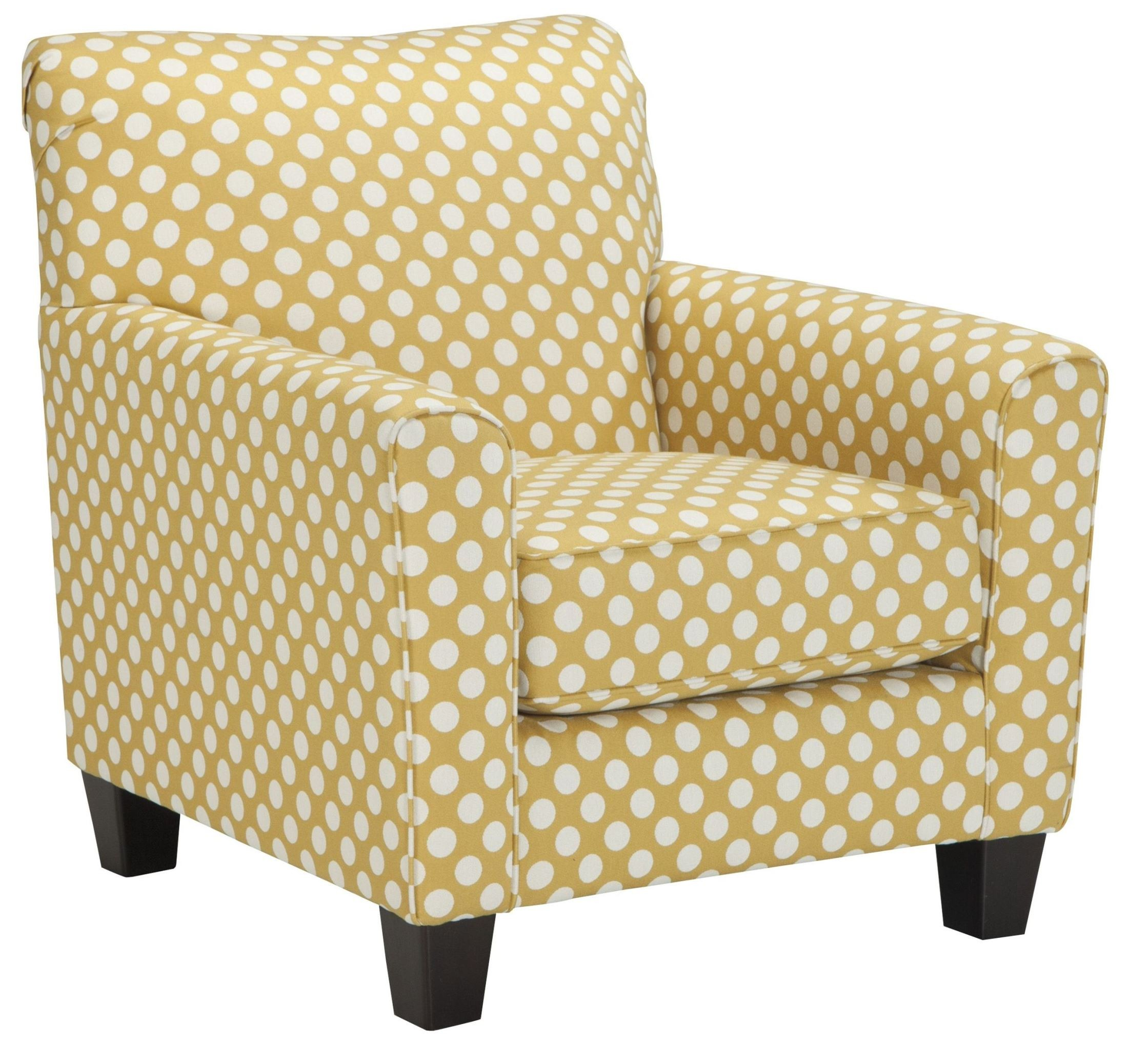 Brindon Yellow Accent Chair From Ashley 5390121