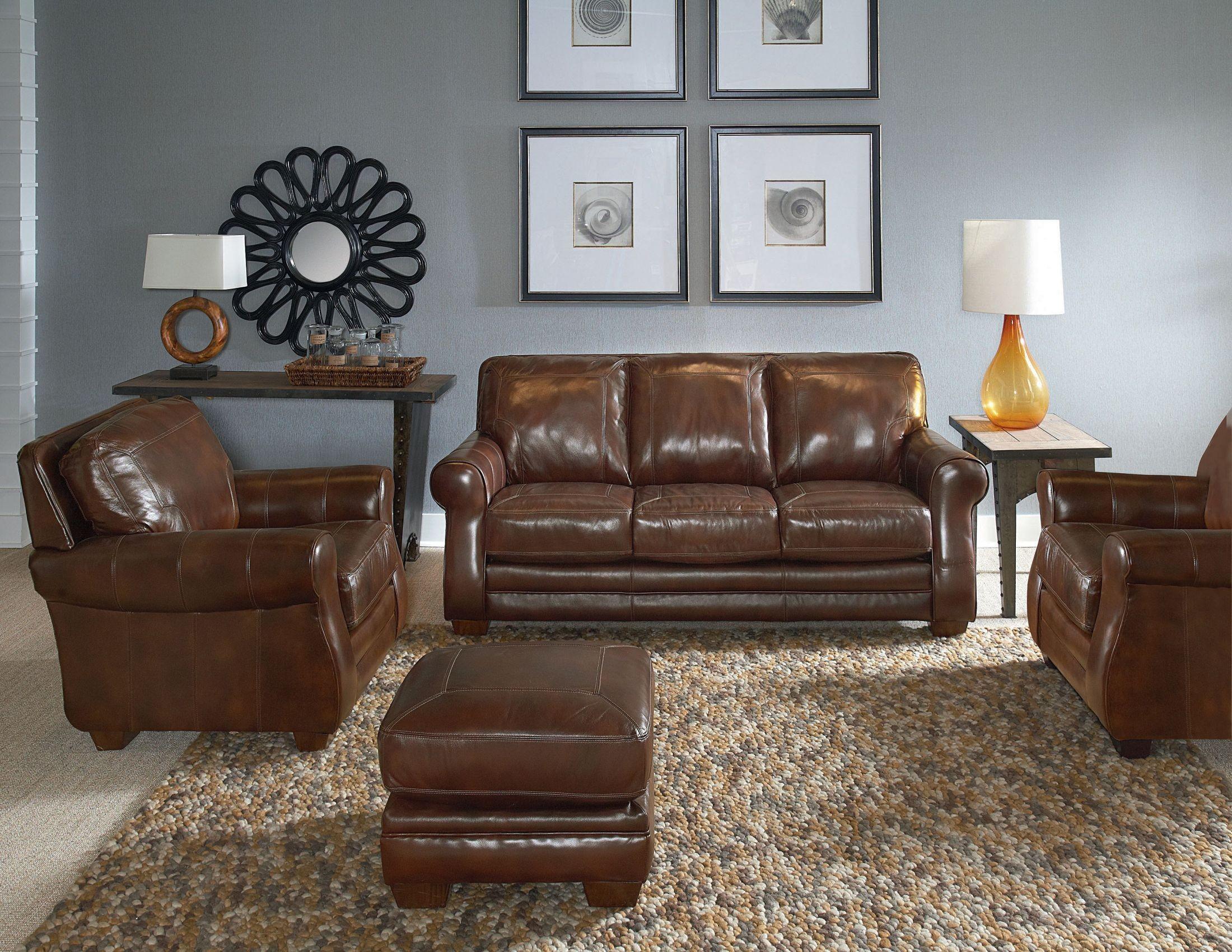 Bowden Chestnut Living Room Set From Lane 548 30 20 144