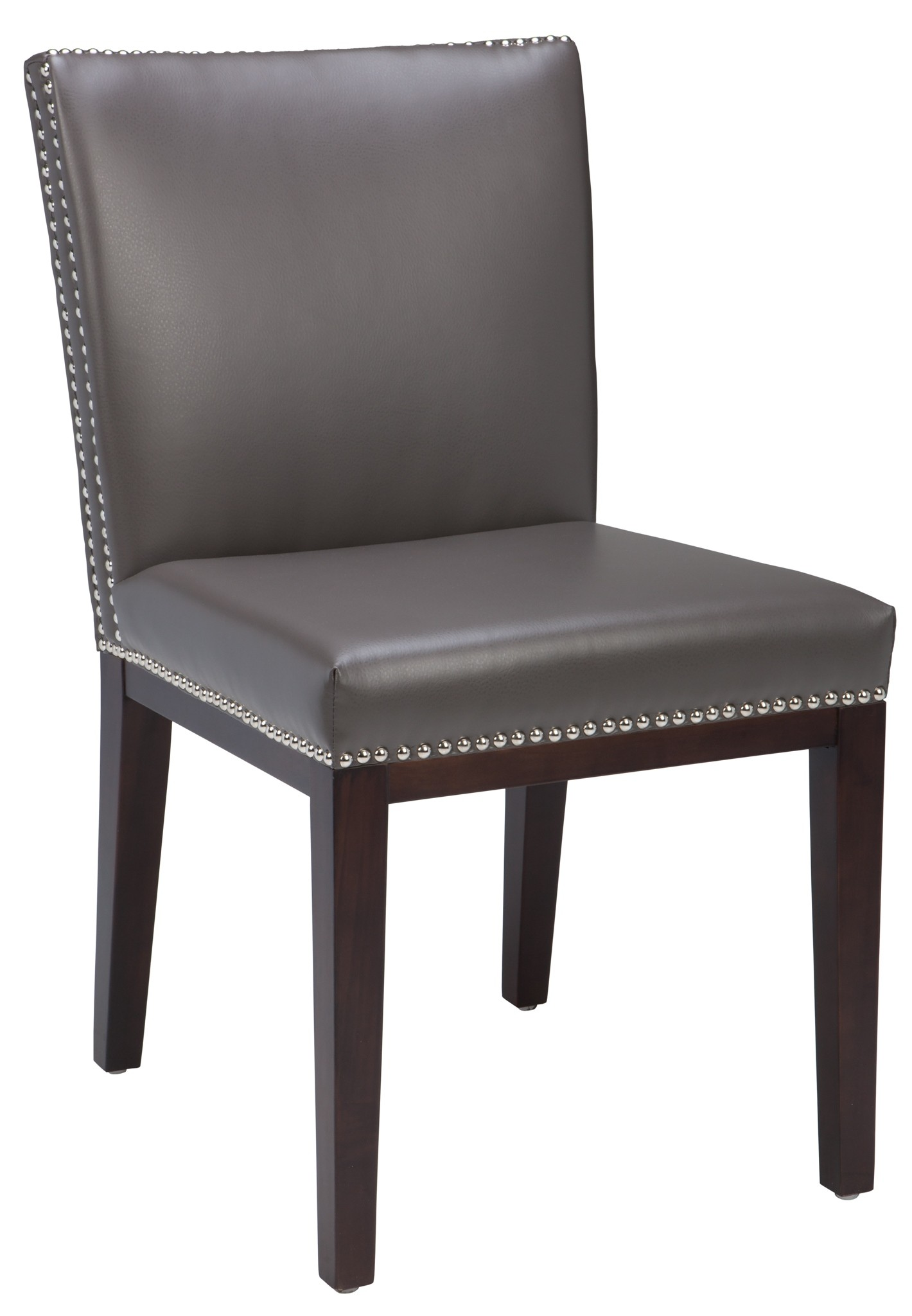 Gray Leather Dining Chairs christopher knight home taylor grey