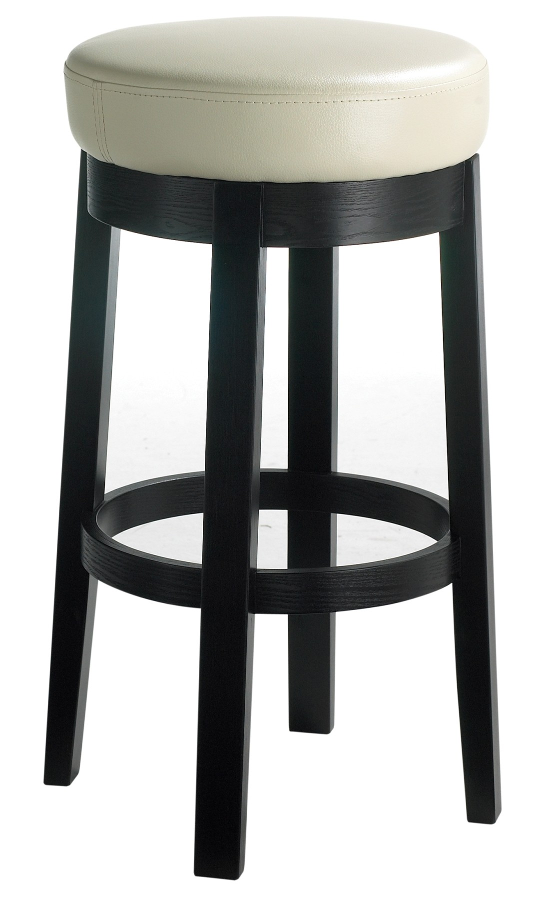 Cedric Cream Swivel Barstool From Sunpan 55923 Coleman