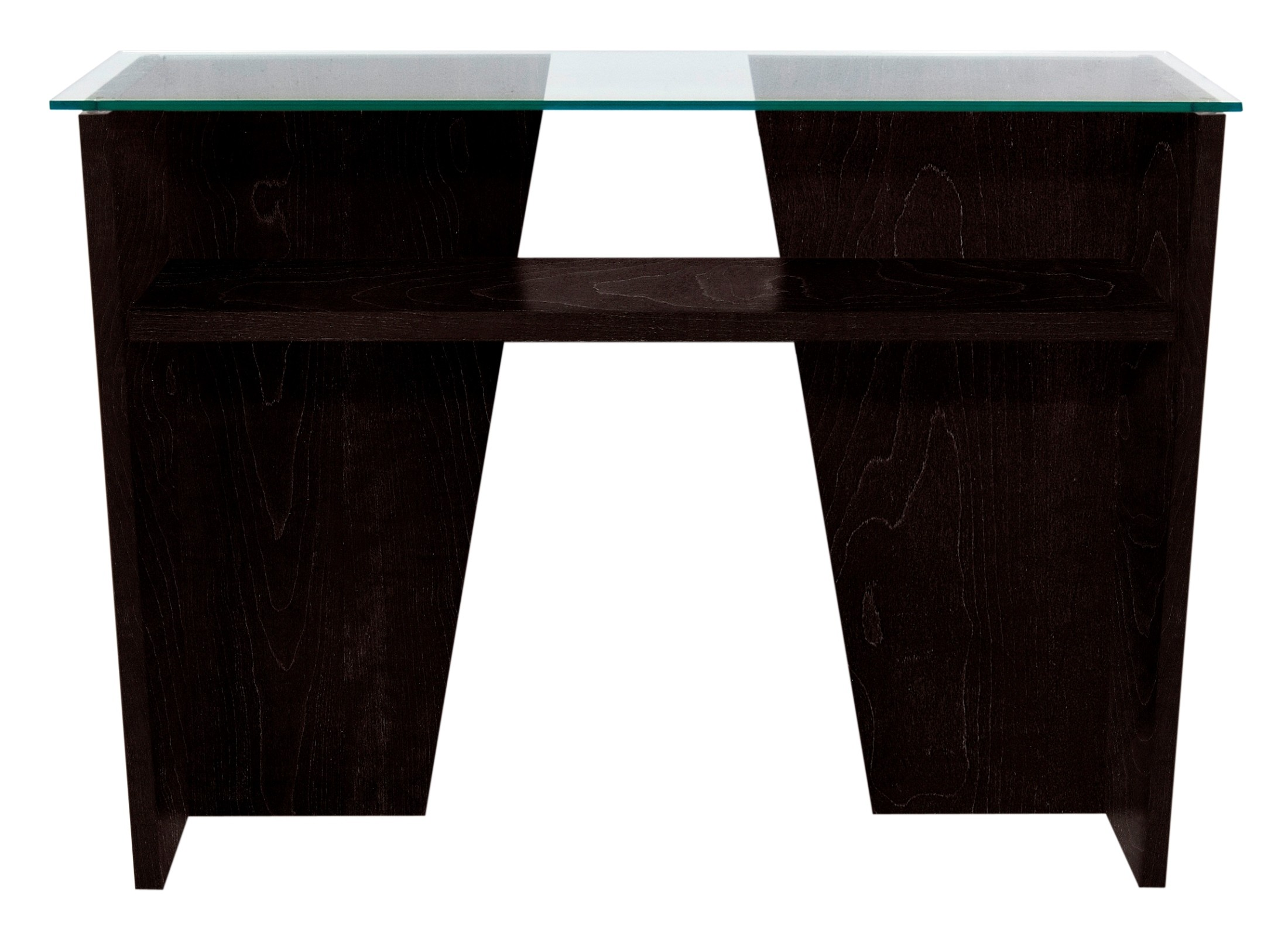 oliva wenge console table from tema home. Black Bedroom Furniture Sets. Home Design Ideas