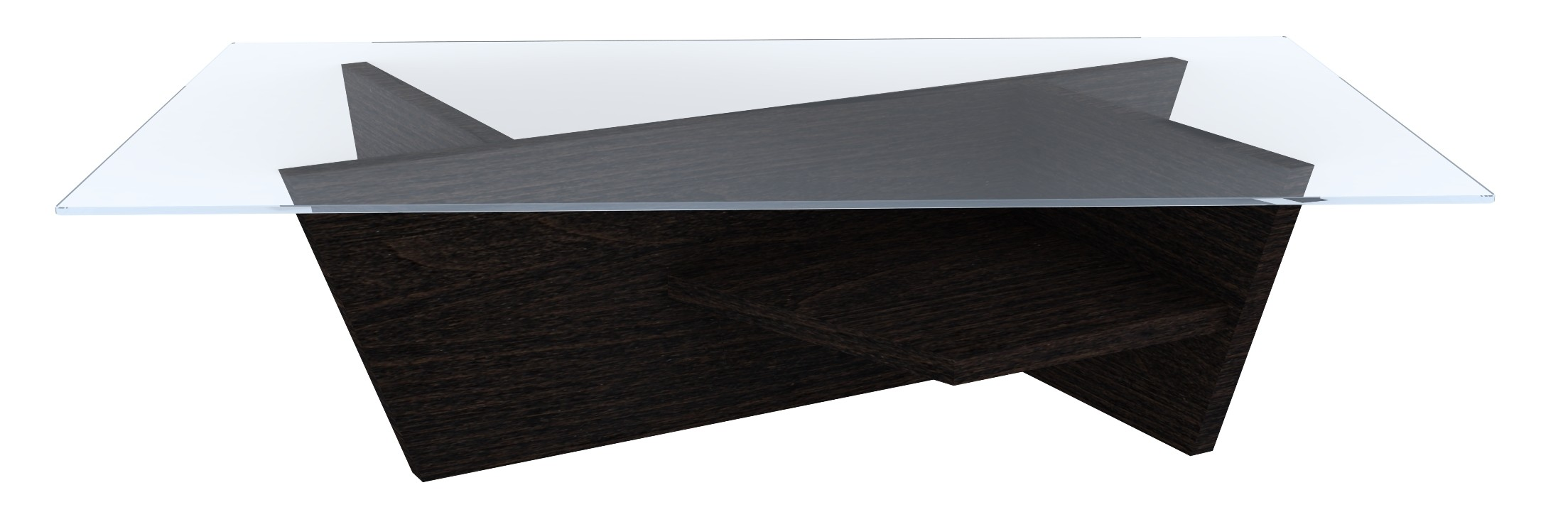 Oliva Wenge Coffee Table From Tema Home Coleman Furniture